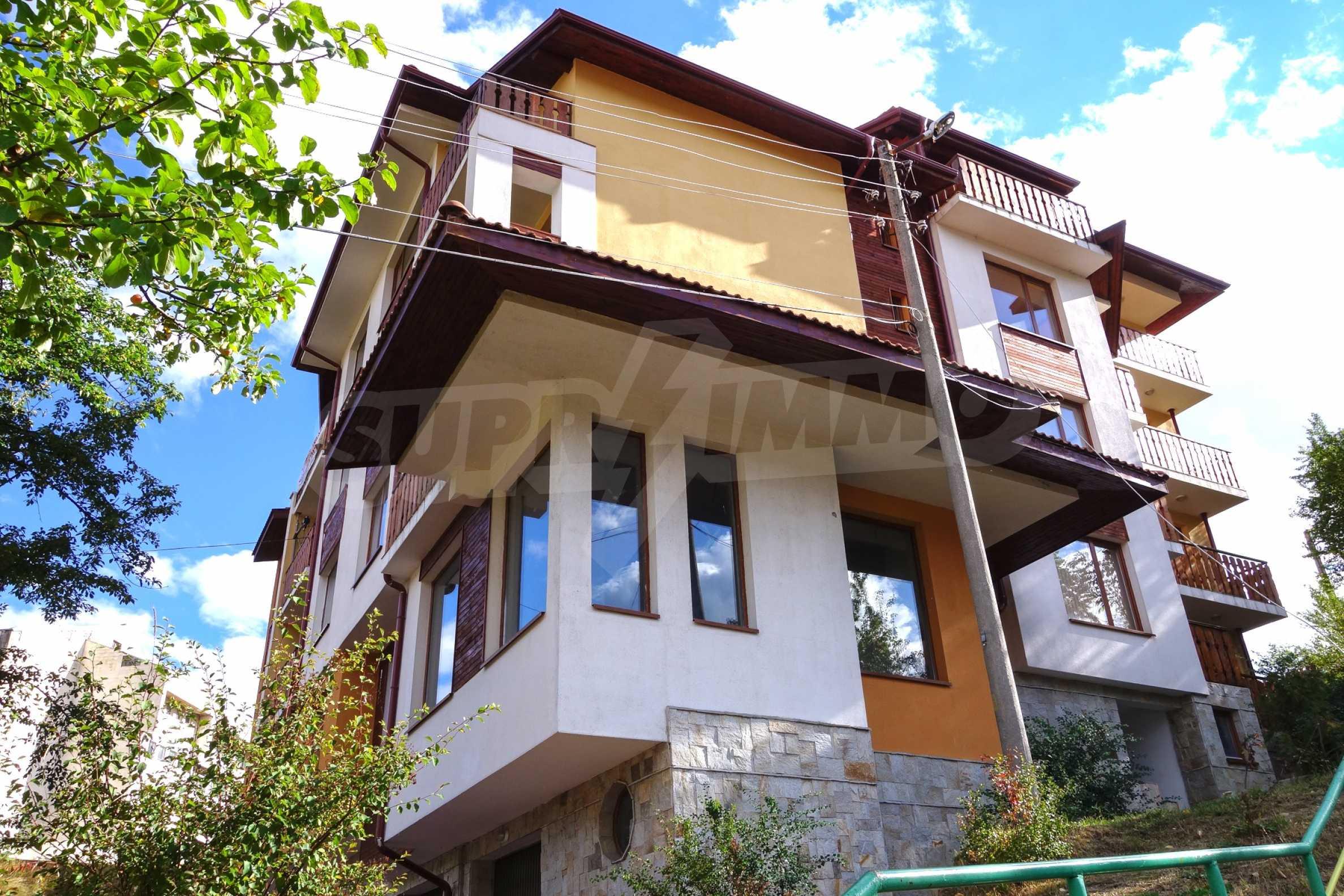 Апартаменты Диони / Dioni Apartments