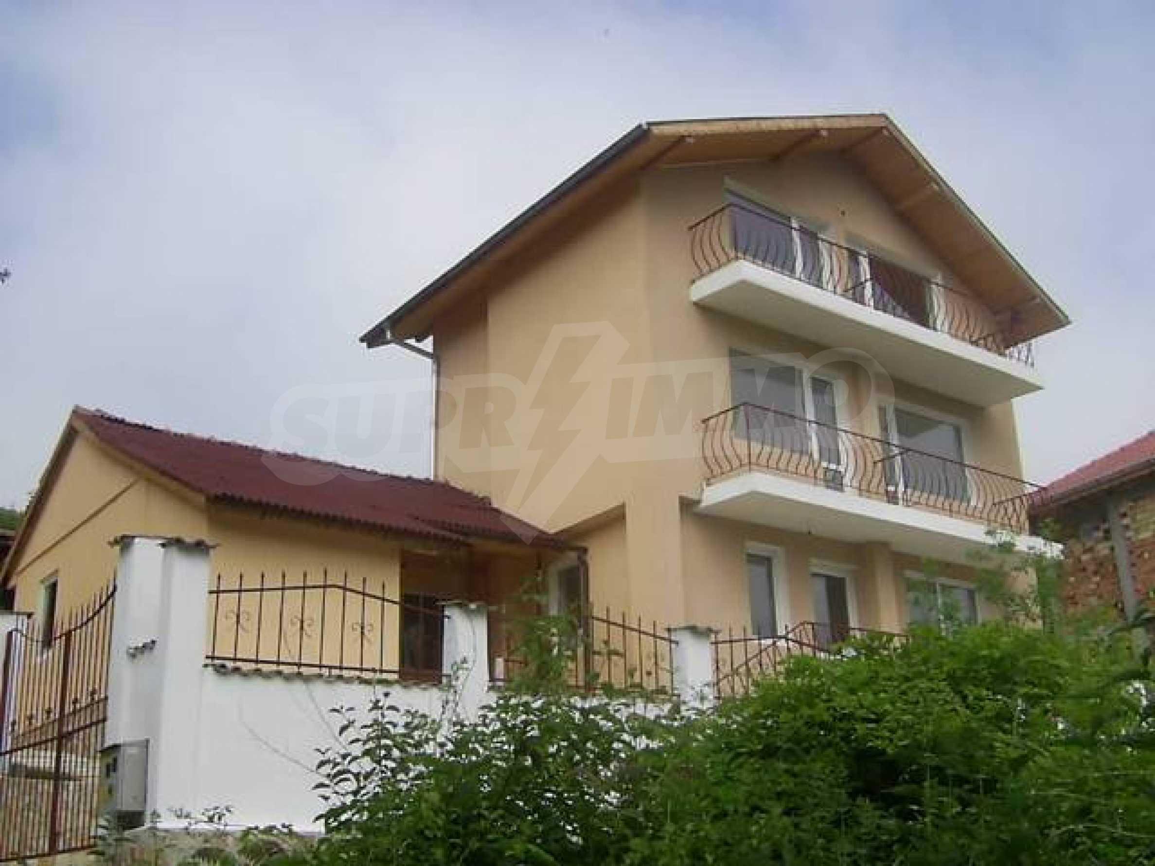 Большой дом в Балчике