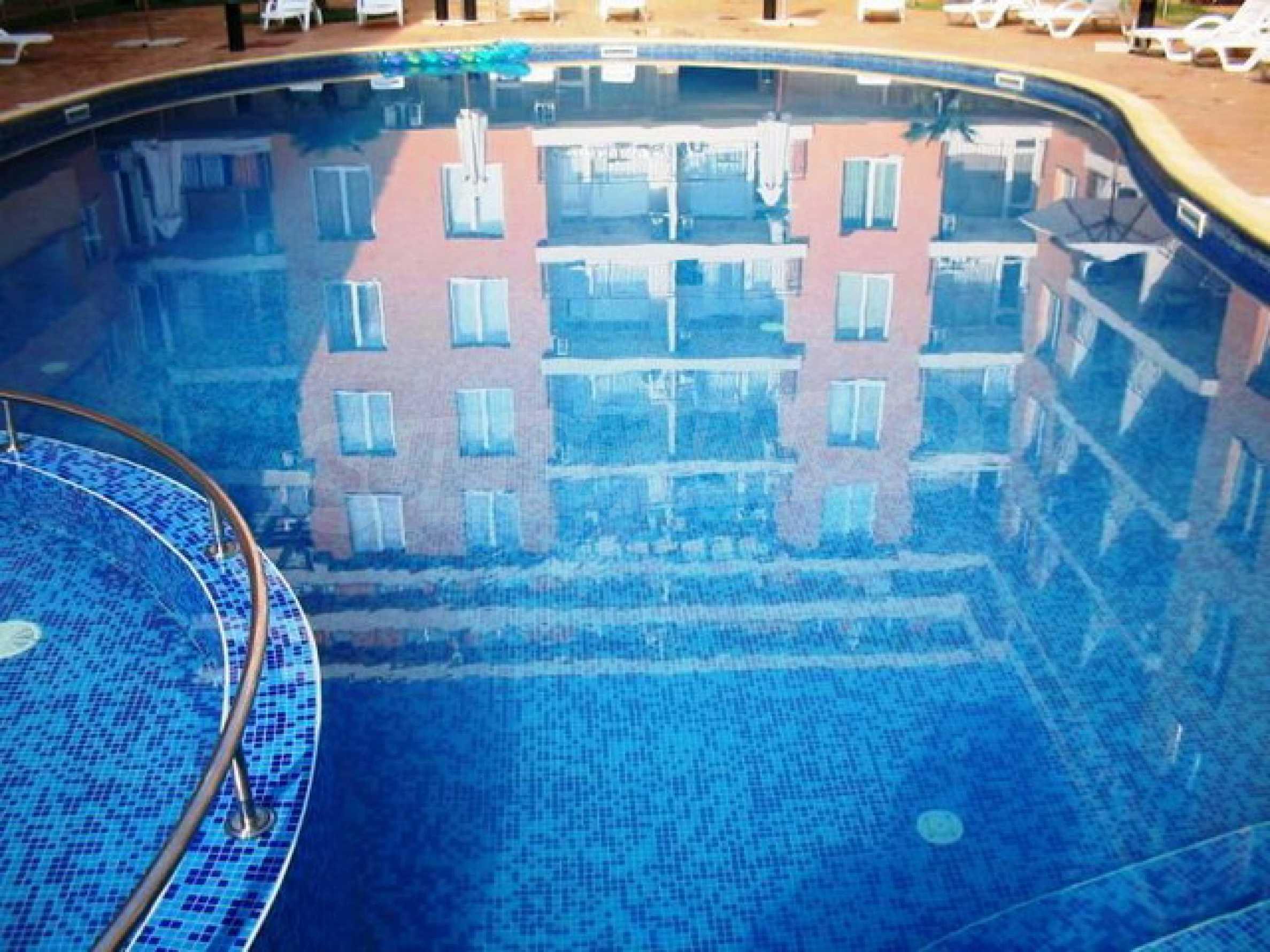 Трёхкомнатная квартира в комплексе Sunny Day 2 22