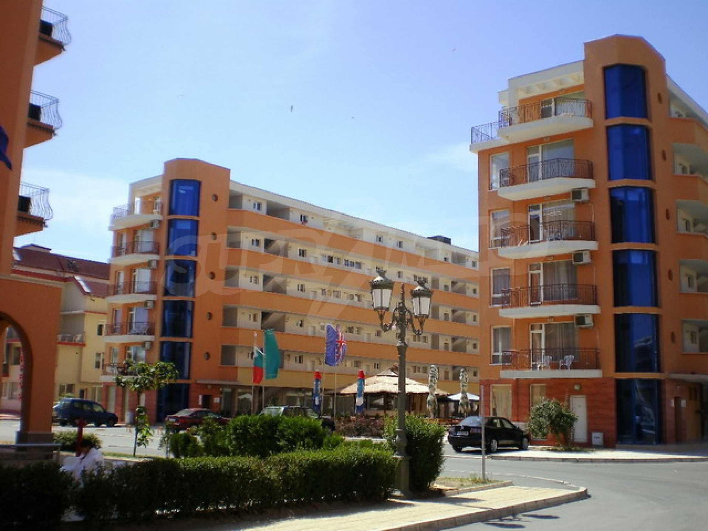 Трёхкомнатная квартира в комплексе Sunny Day 2 2