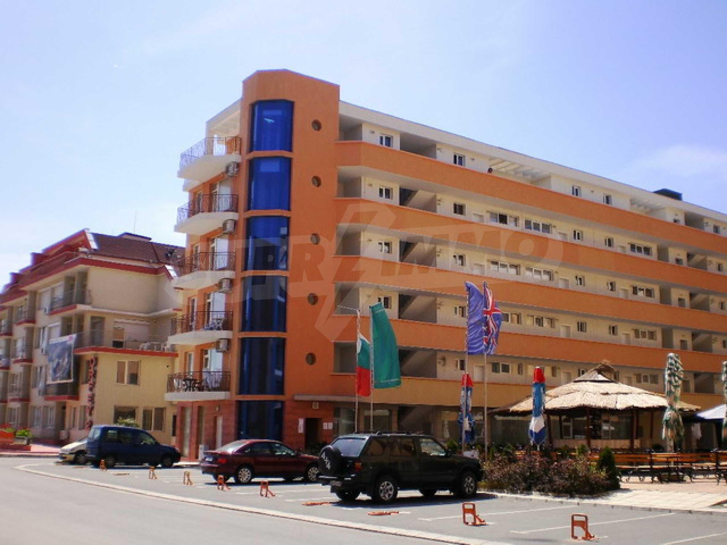 Трёхкомнатная квартира в комплексе Sunny Day 2 3