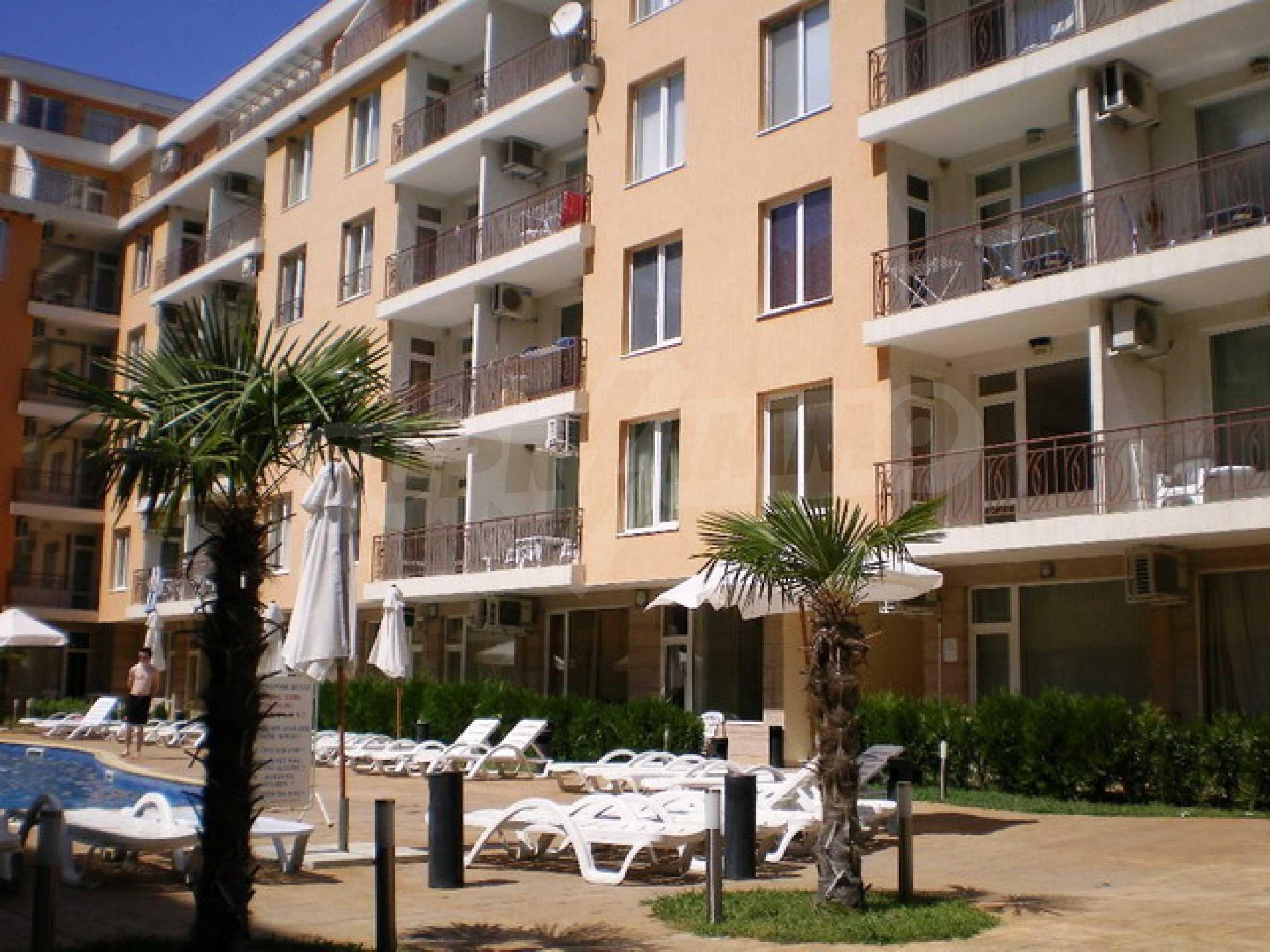 Трёхкомнатная квартира в комплексе Sunny Day 2 8