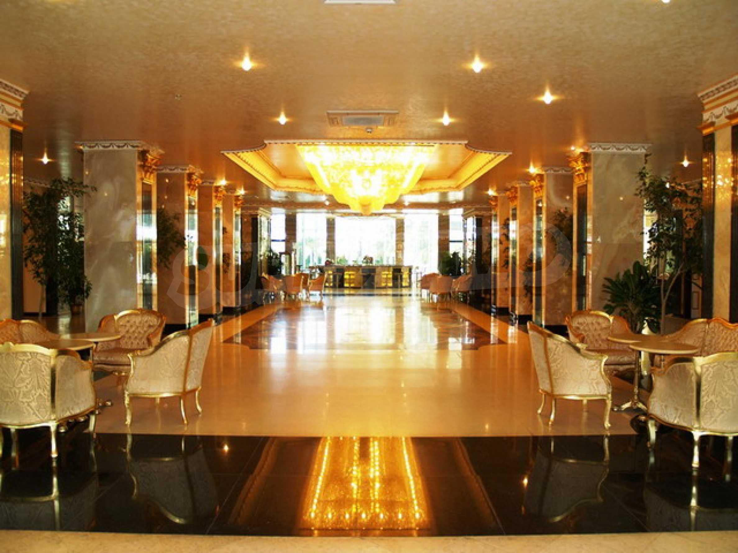 Студия в отеле «Планета» 7