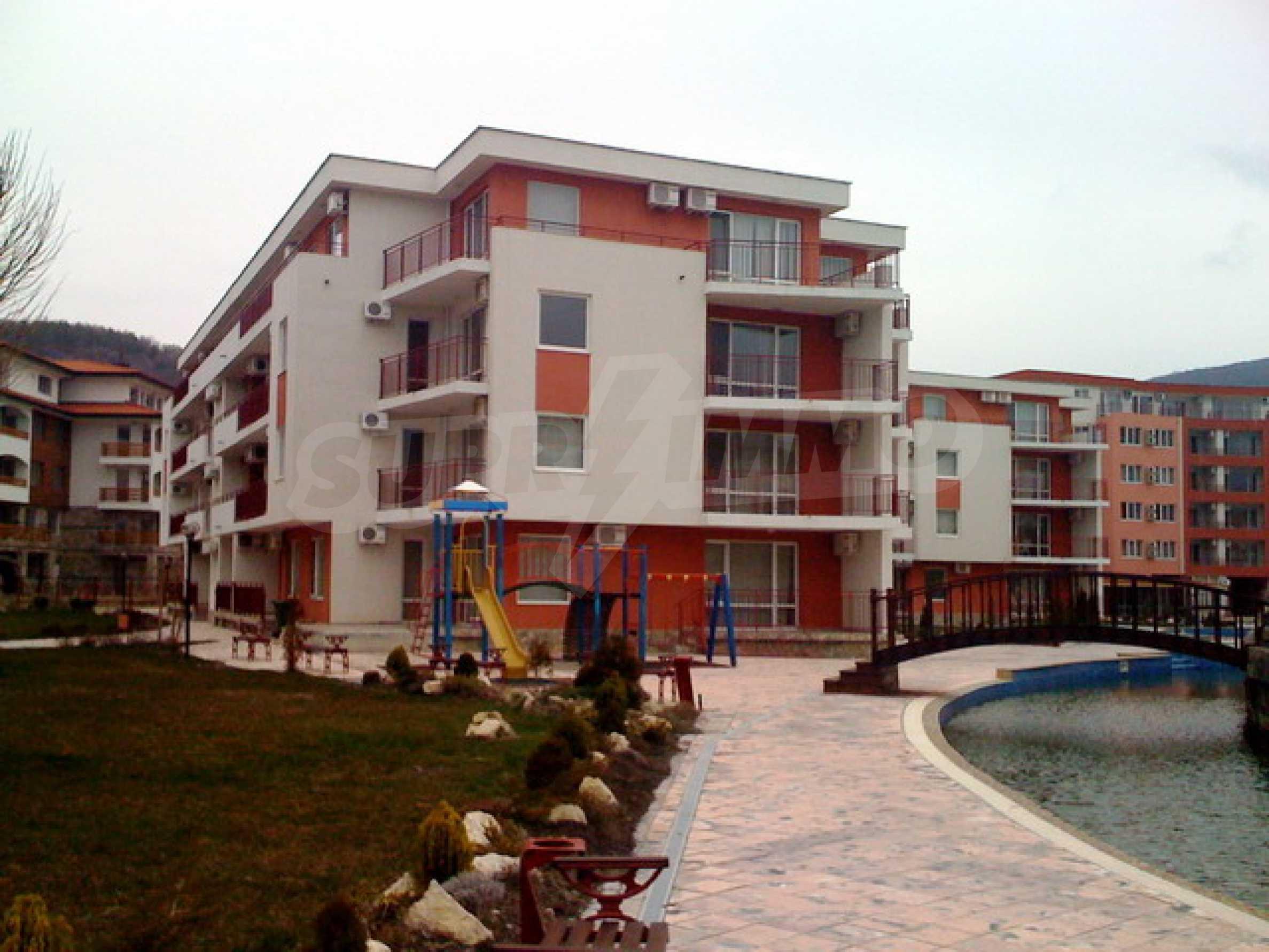 Квартира Privilege Fort Club вблизи Св. Влас 9
