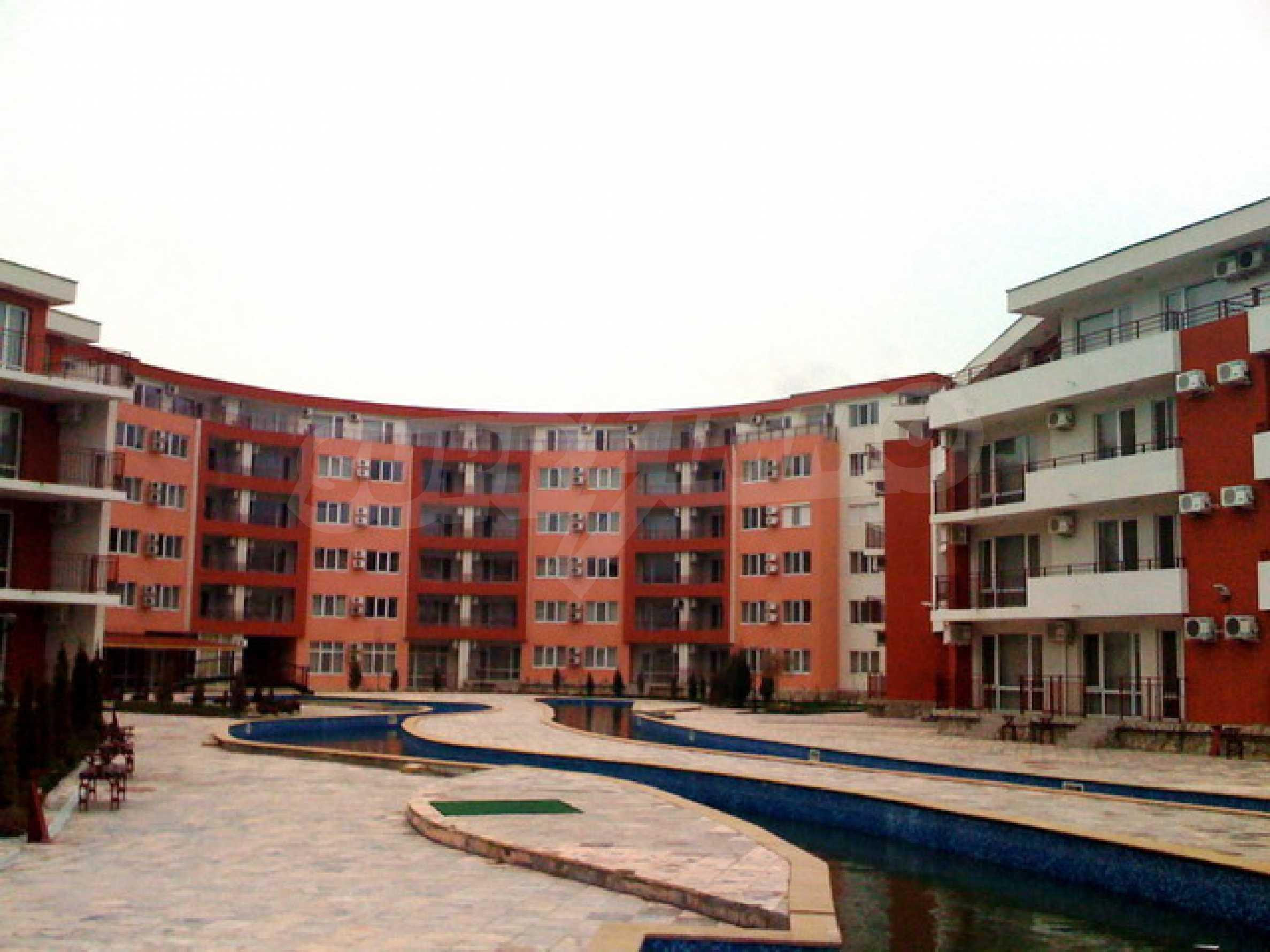 Квартира Privilege Fort Club вблизи Св. Влас 10