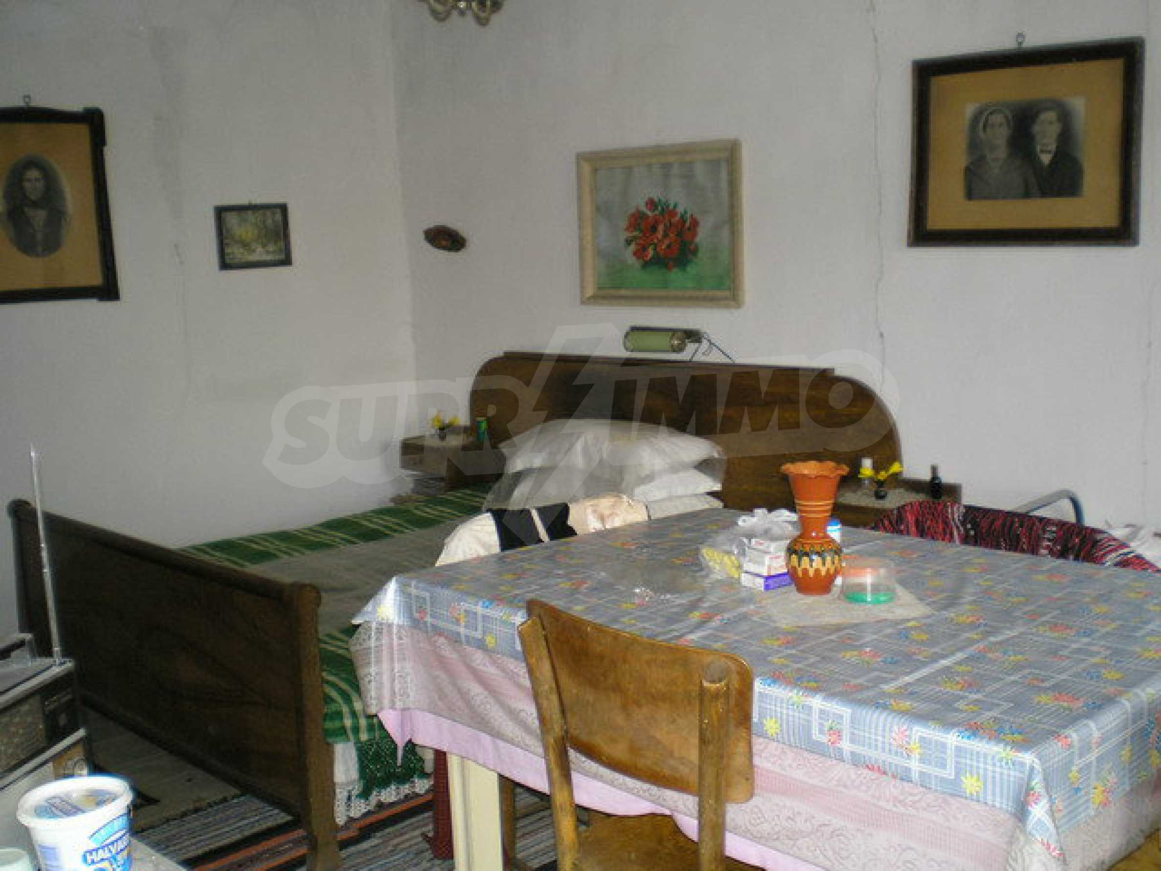 Two storey house with a yard  50 km. from Veliko Tarnovo 5