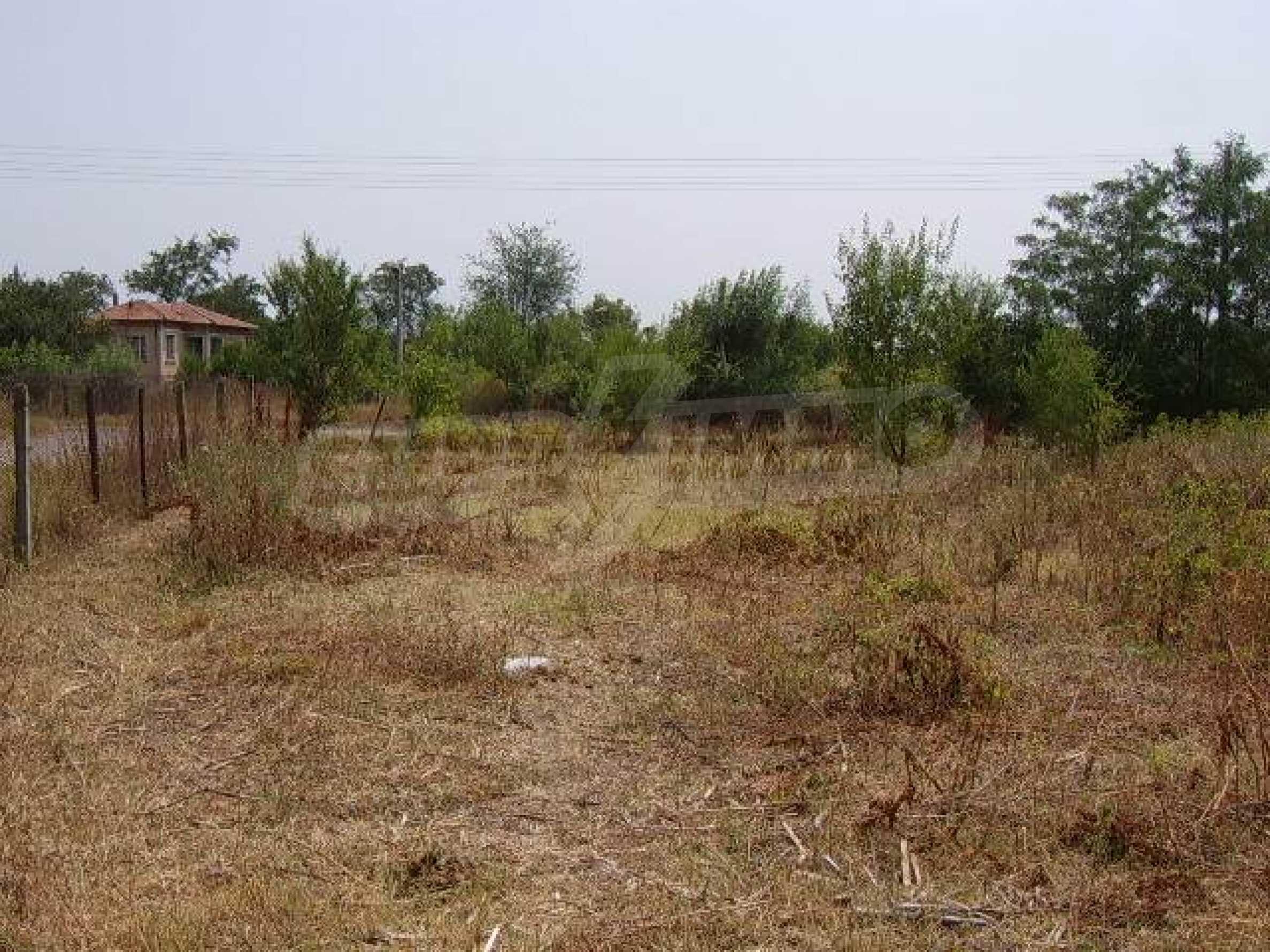 Земельный участок вблизи г. Стара Загора
