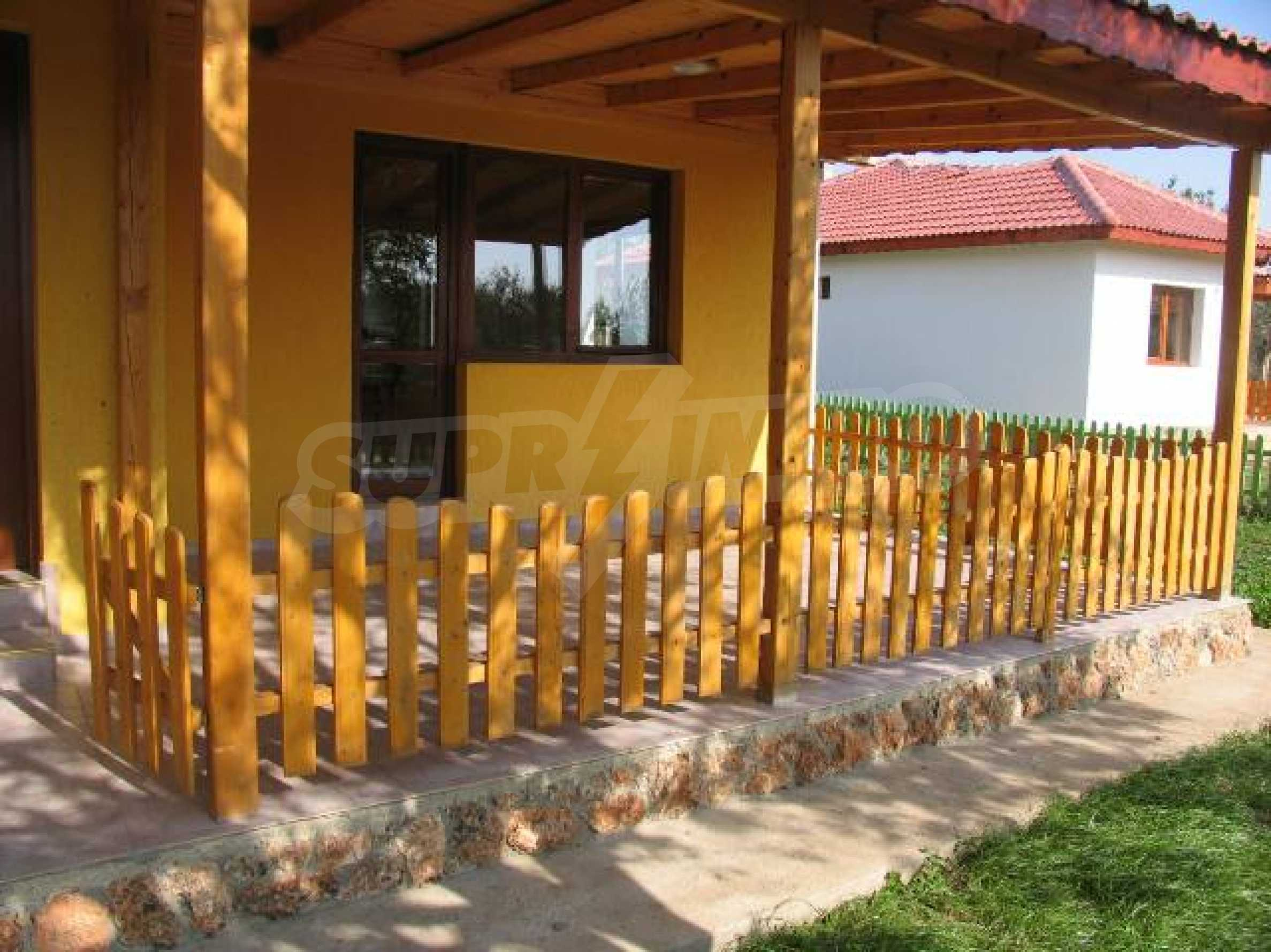 Two houses for sale in Stefanovo village 25km. from Albena