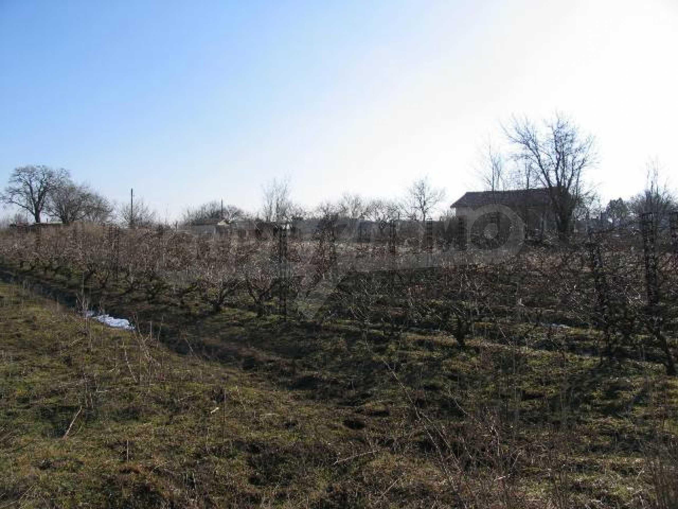 Земля для продажи в деревне Slaveevo - 15 км от курорта Албена 6