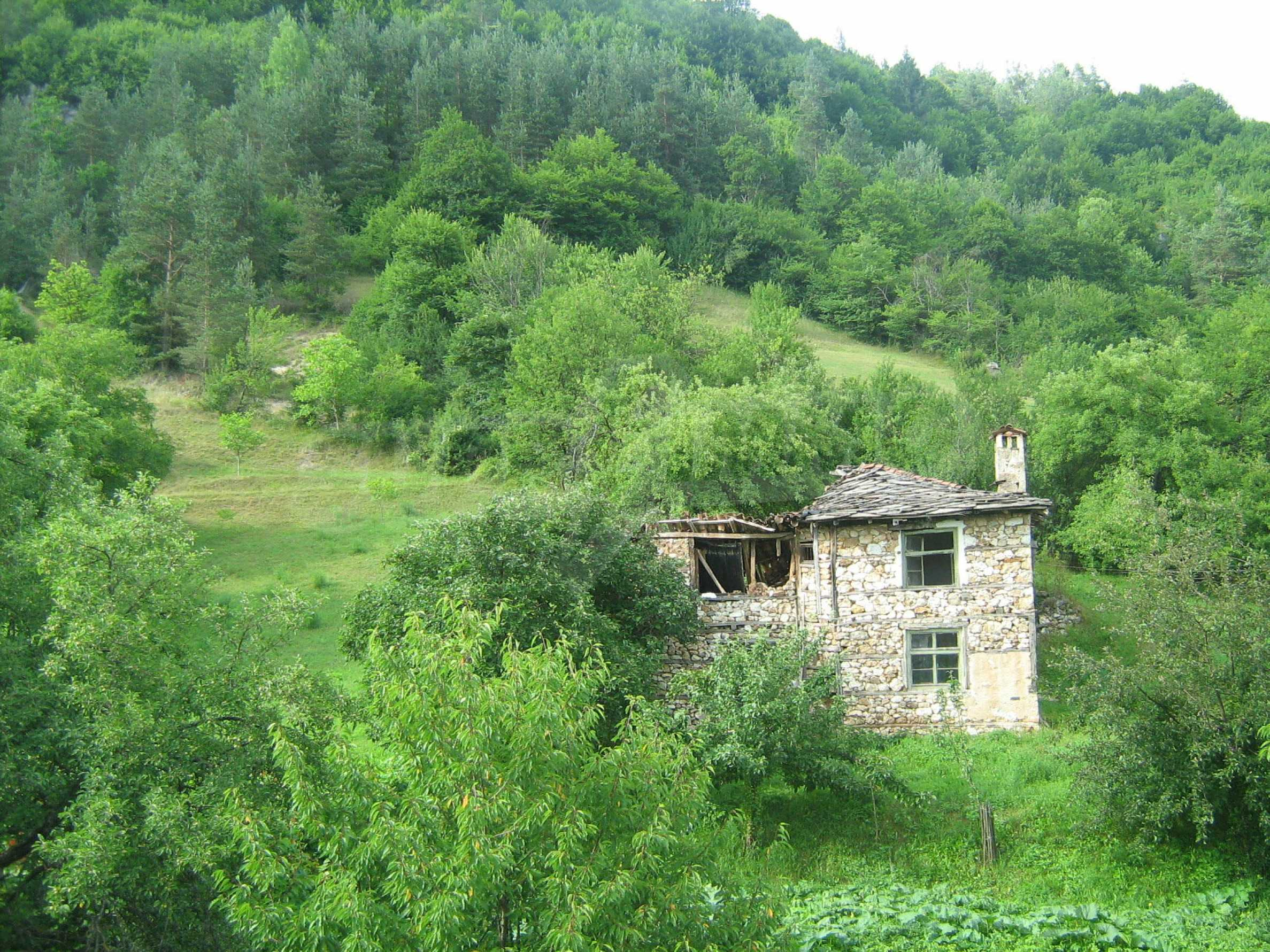 Picturesque regulated plot for private house near Smolyan 10