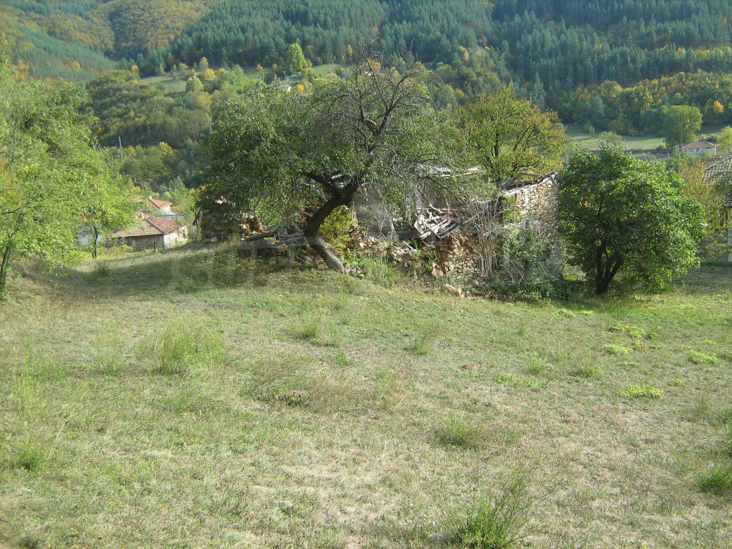 Picturesque regulated plot for private house near Smolyan 1