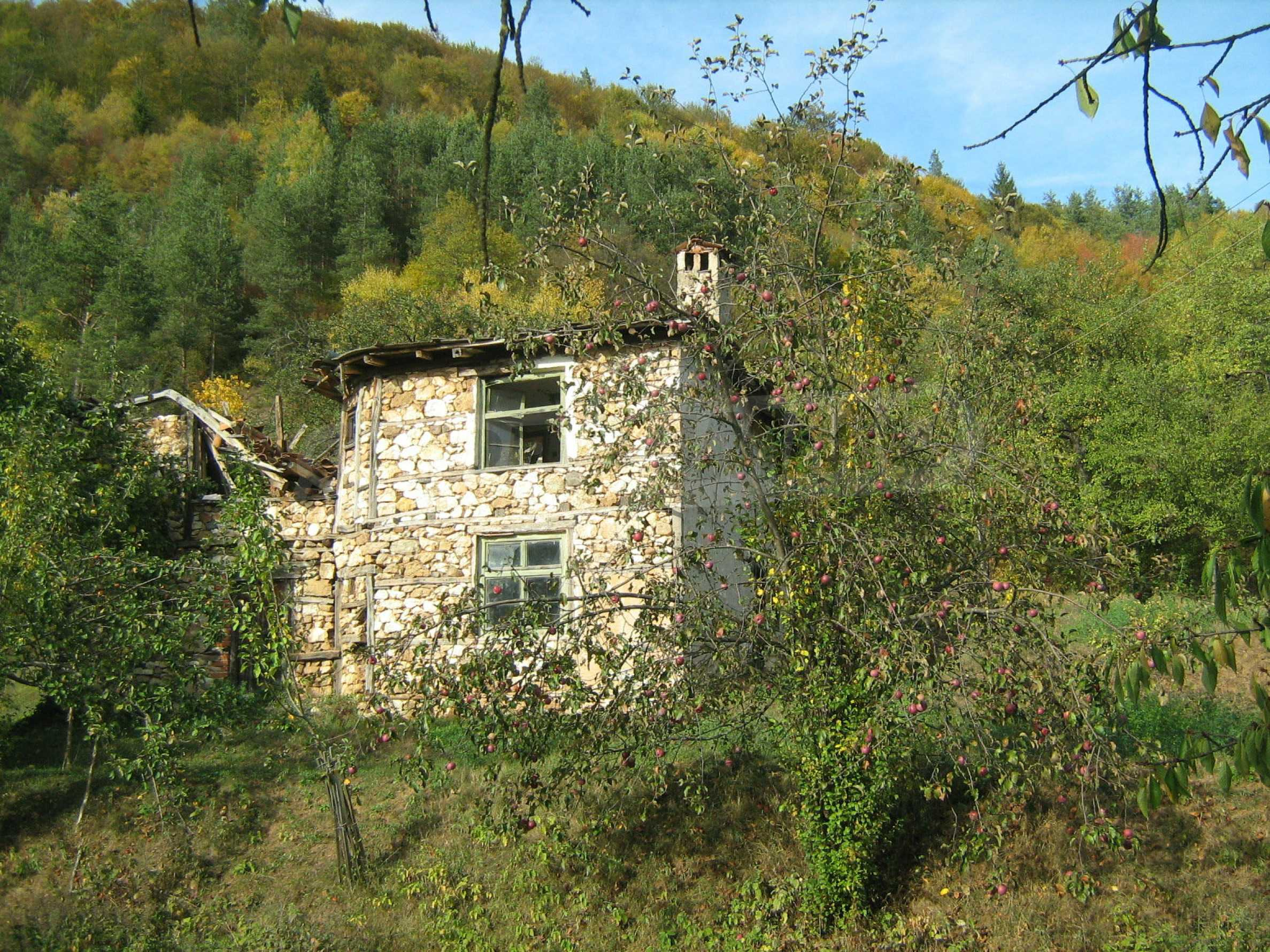Picturesque regulated plot for private house near Smolyan 3