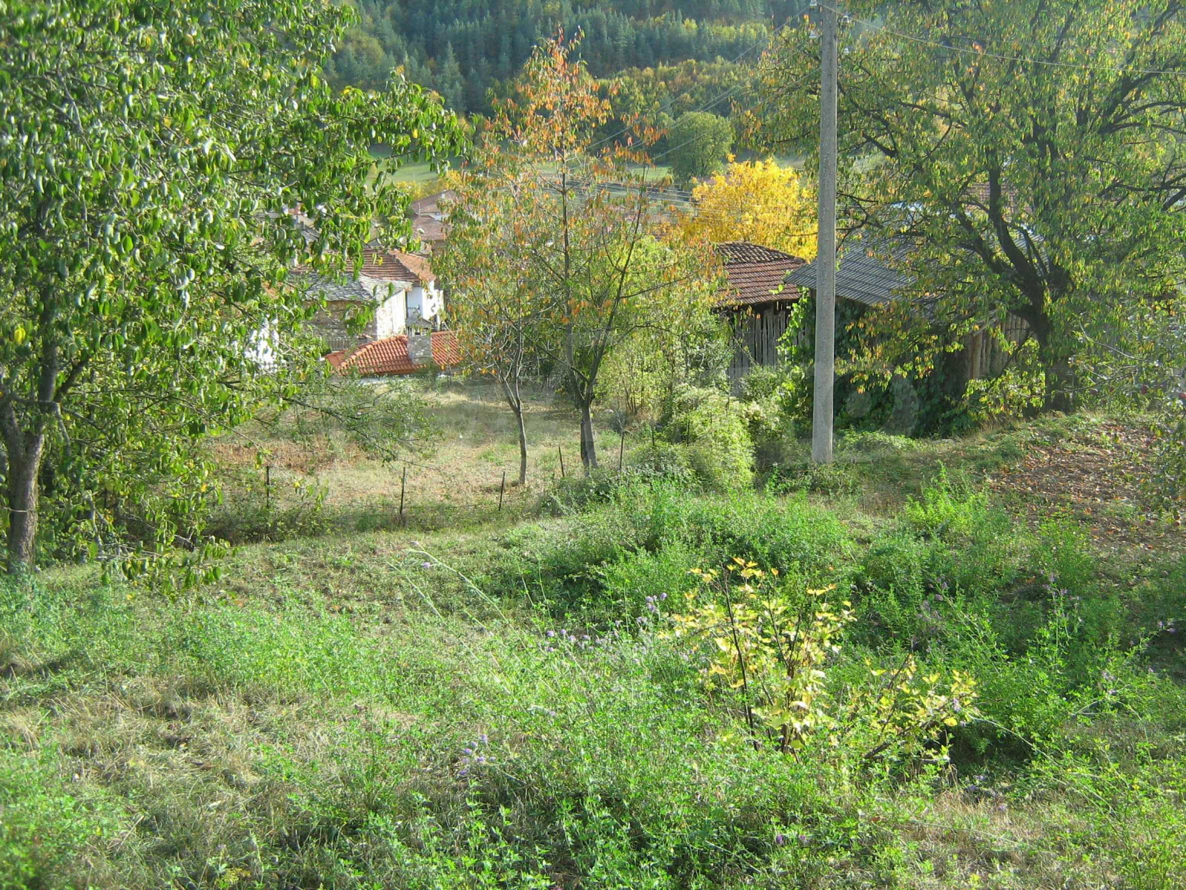 Picturesque regulated plot for private house near Smolyan 4