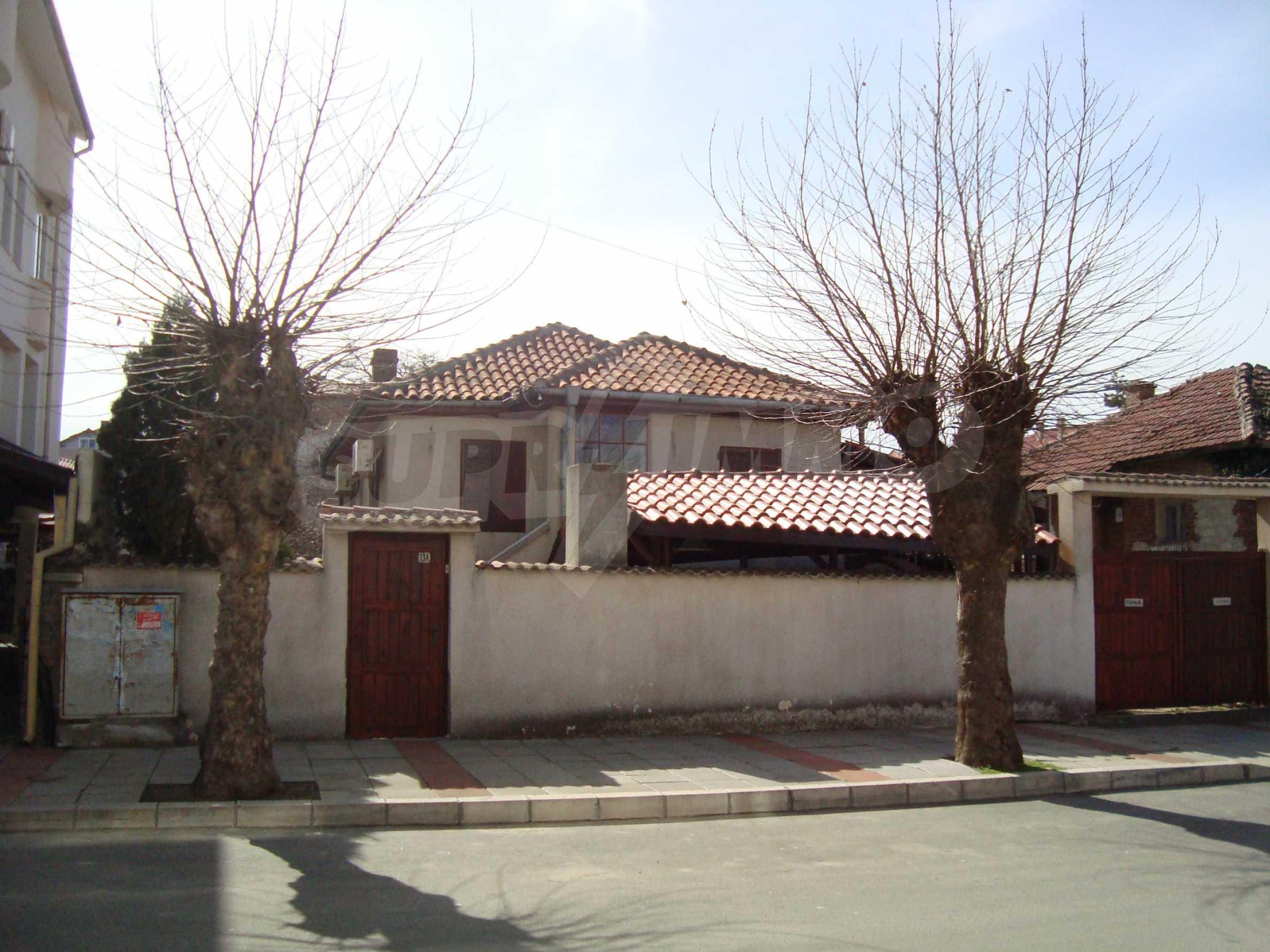 Haus zum Verkauf im Zentrum von Lozenets 1