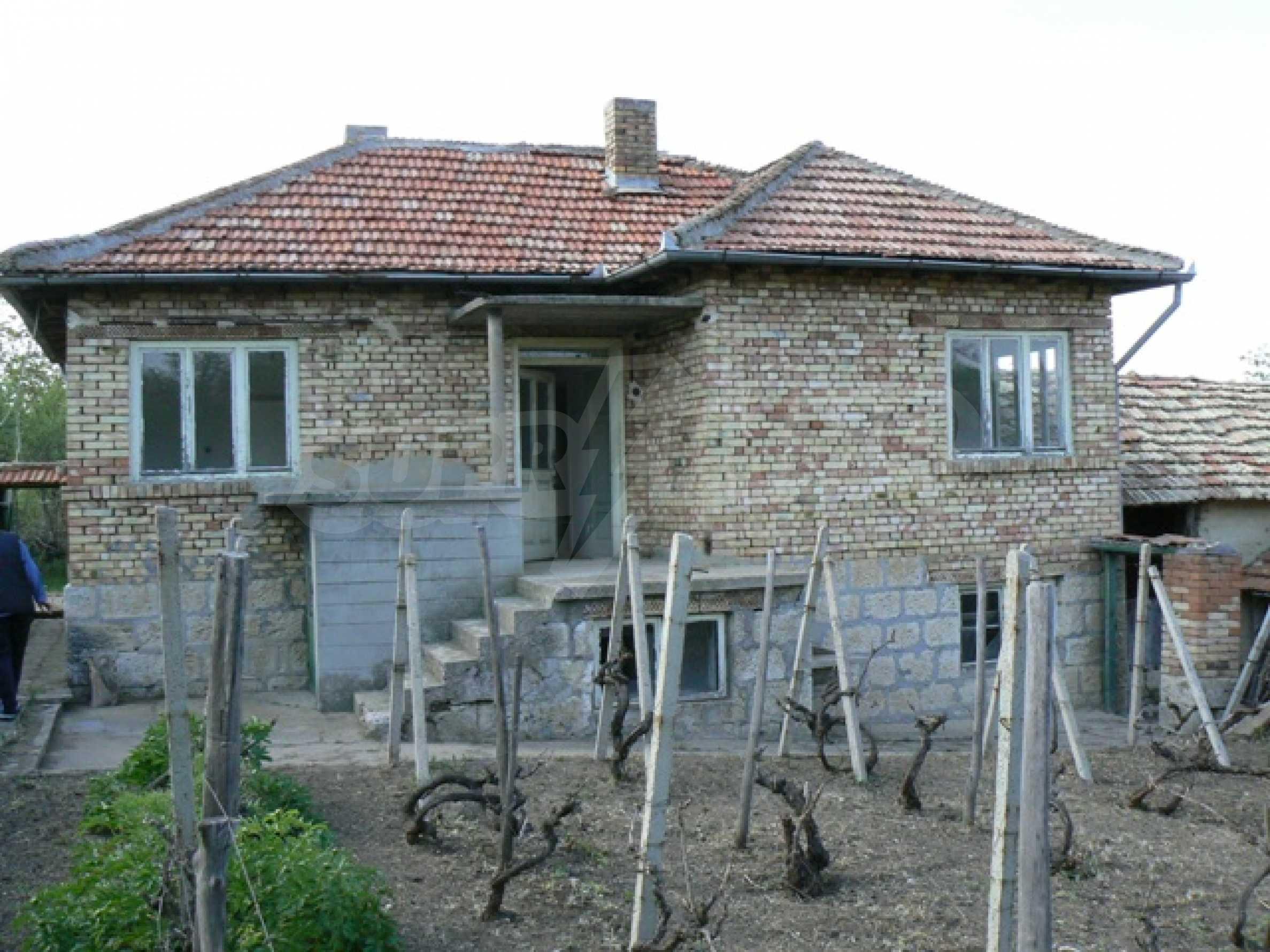 Дом вблизи г. Шумен 1