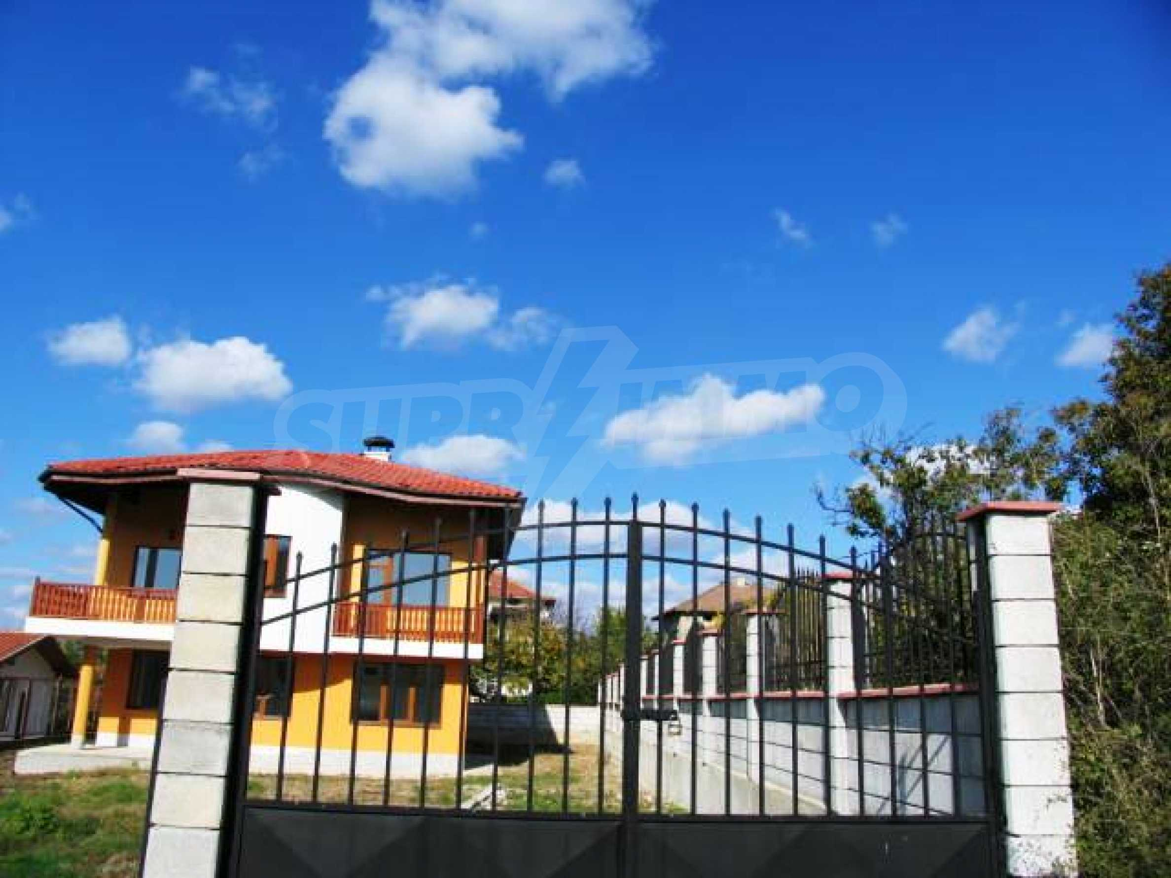 Brand new house for sell 3 kilometers from the beach 2