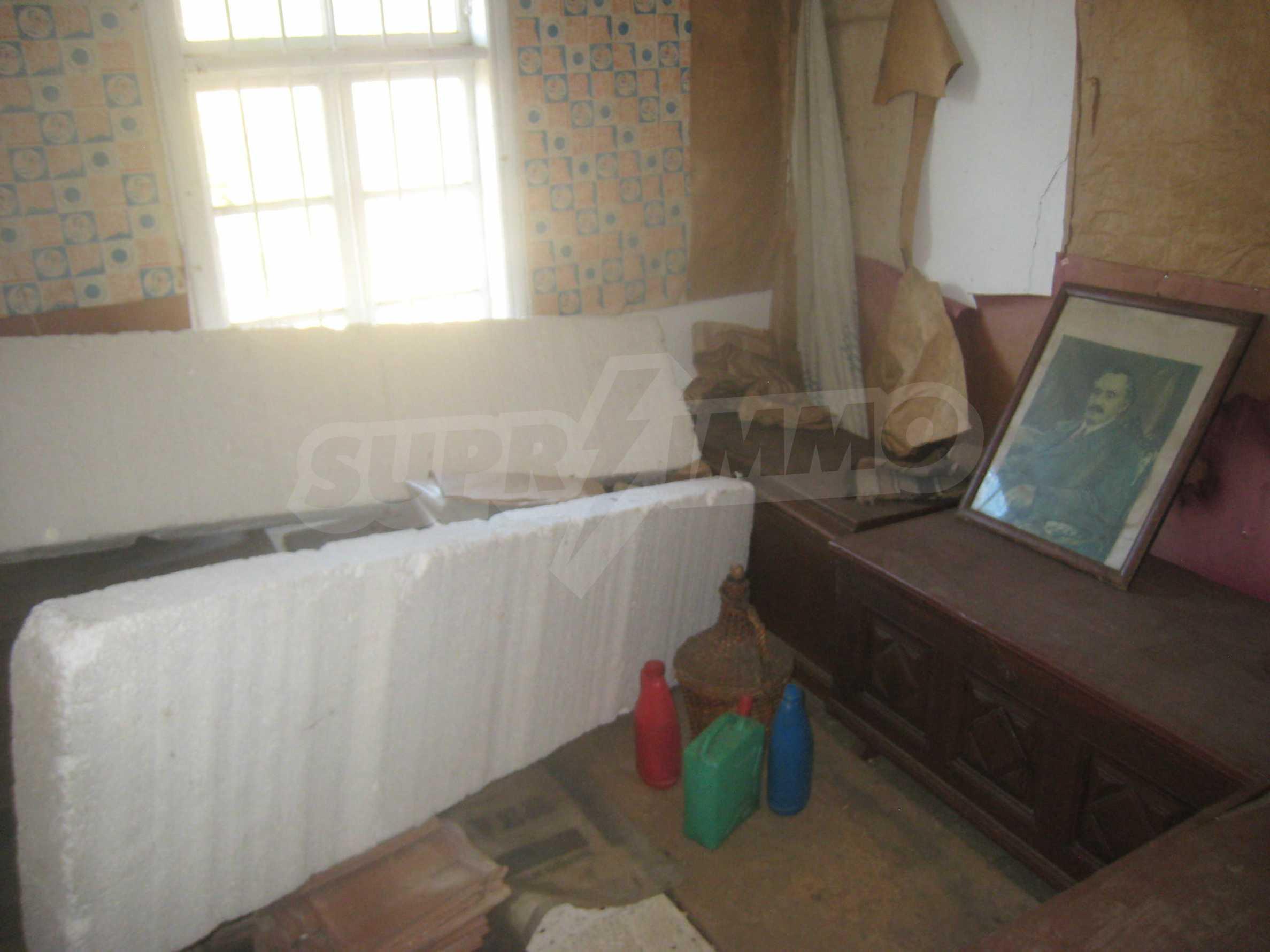 Traditionelles bulgarisches Haus in einem Dorf 9 km von Gabrovo entfernt 9