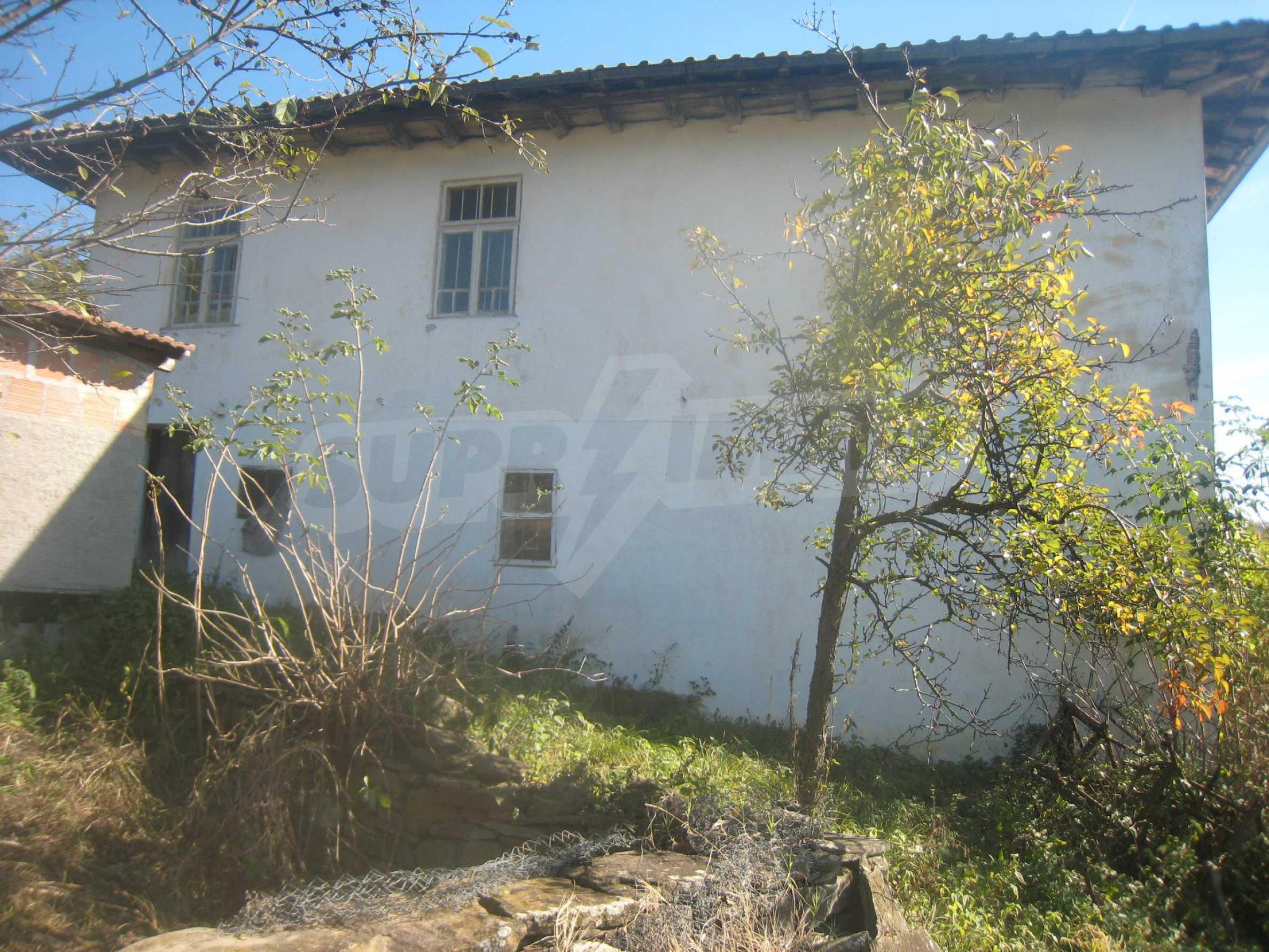 Traditionelles bulgarisches Haus in einem Dorf 9 km von Gabrovo entfernt 1