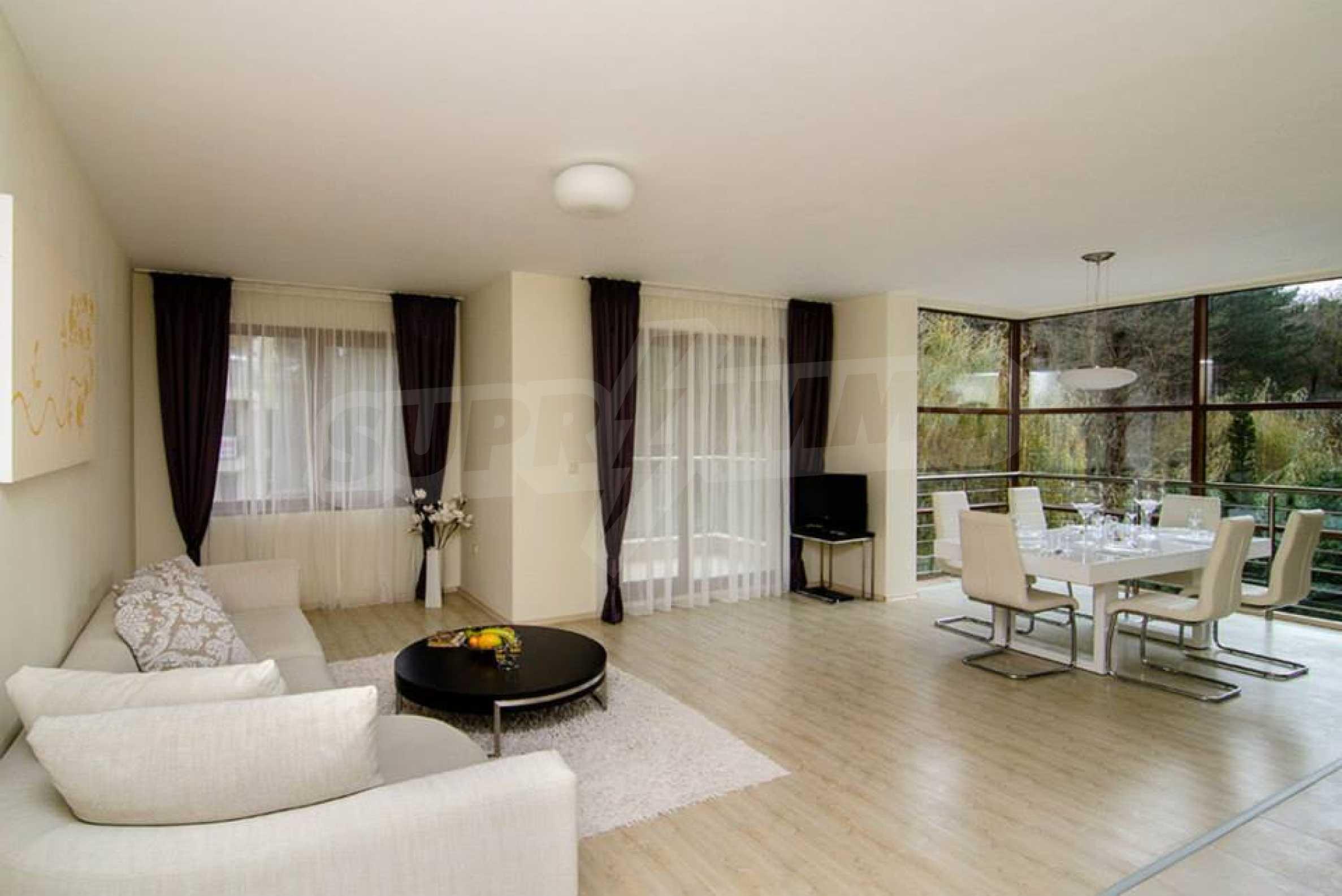 """Apartments """"schlüsselfertig"""" in einem Komplex in der Nähe des Botanischen Gartens und St. Konstantin und Helena 5"""