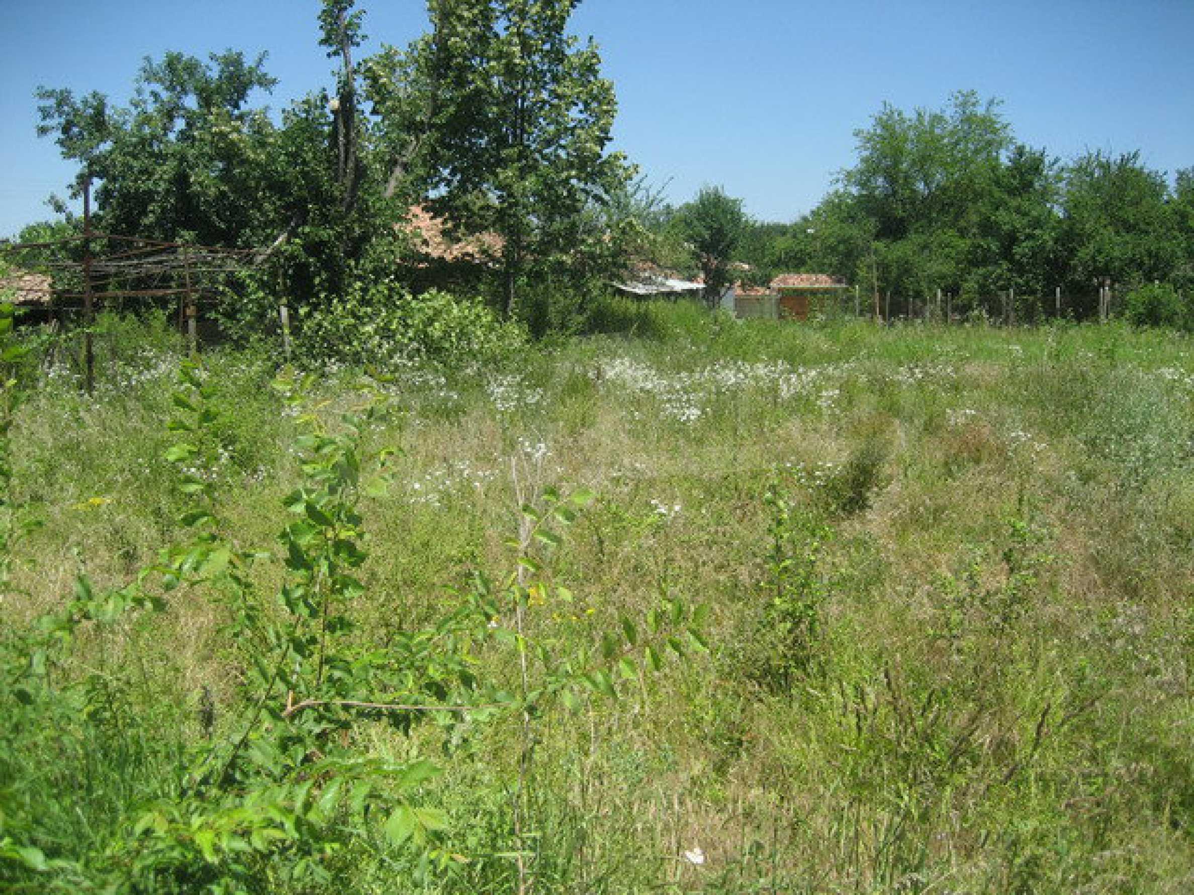 Geregeltes Grundstück in einem gut entwickelten Dorf in der Nähe von Veliko Tarnovo 1
