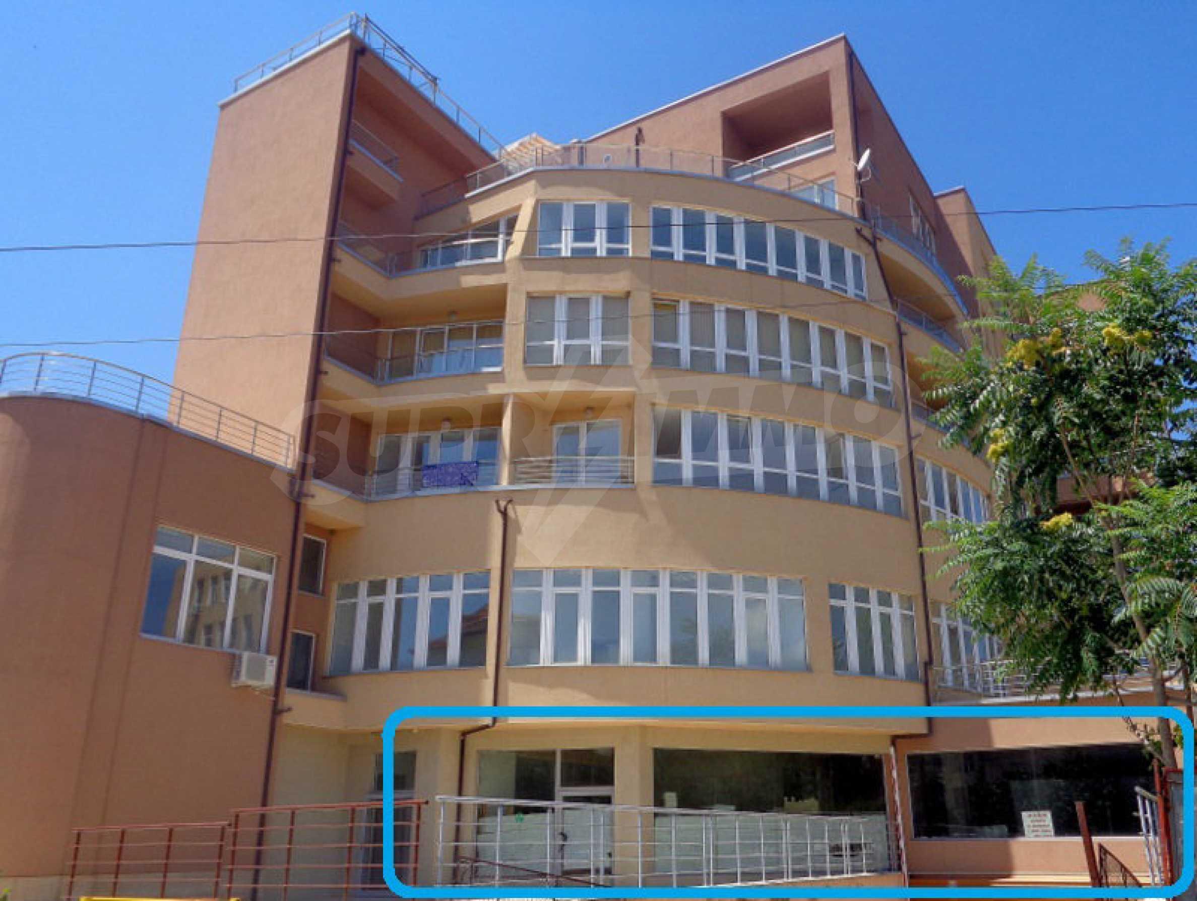 Restaurant in the administrative center of Sandanski