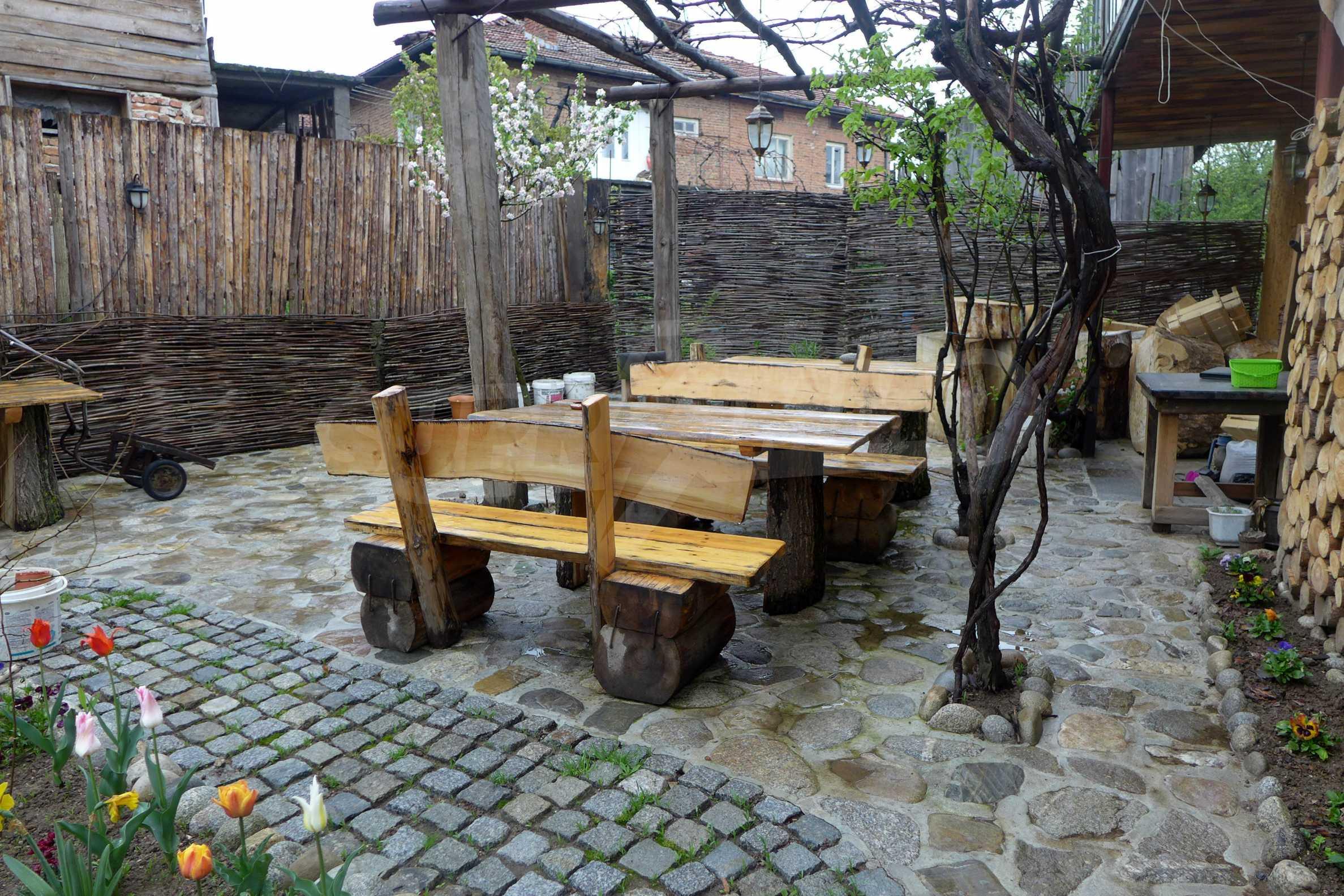 Familienhotel mit Taverne und Schönheitssalon im Kurort Dobrinishte 9