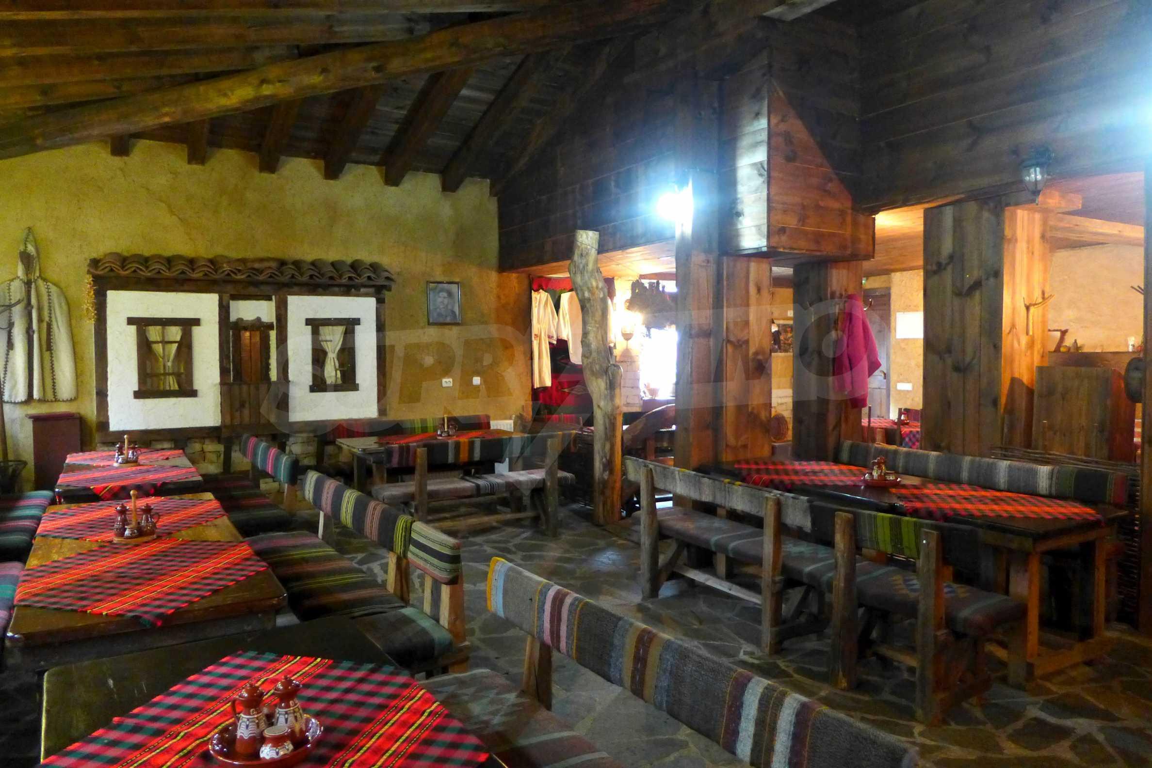 Familienhotel mit Taverne und Schönheitssalon im Kurort Dobrinishte 1