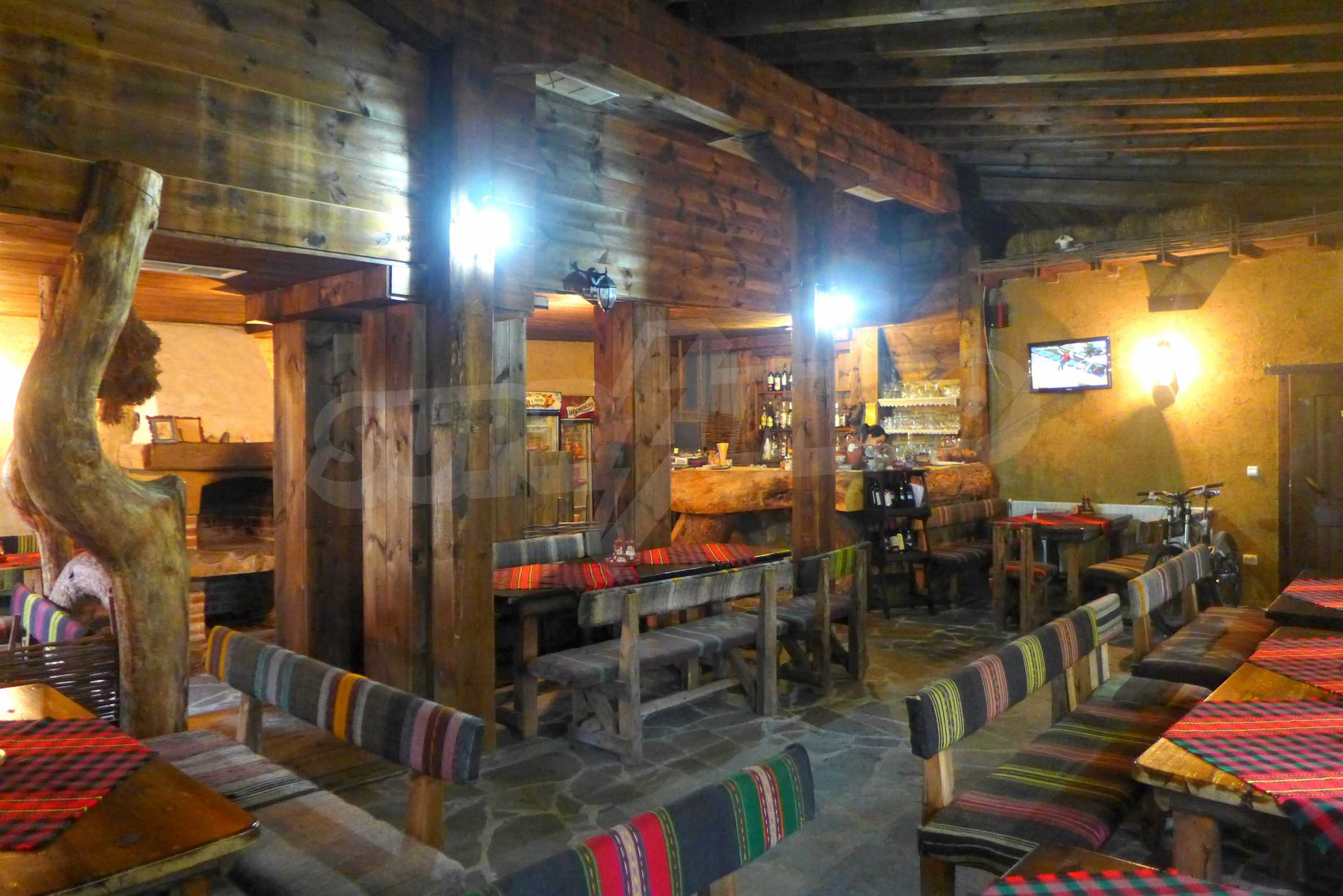 Familienhotel mit Taverne und Schönheitssalon im Kurort Dobrinishte 2