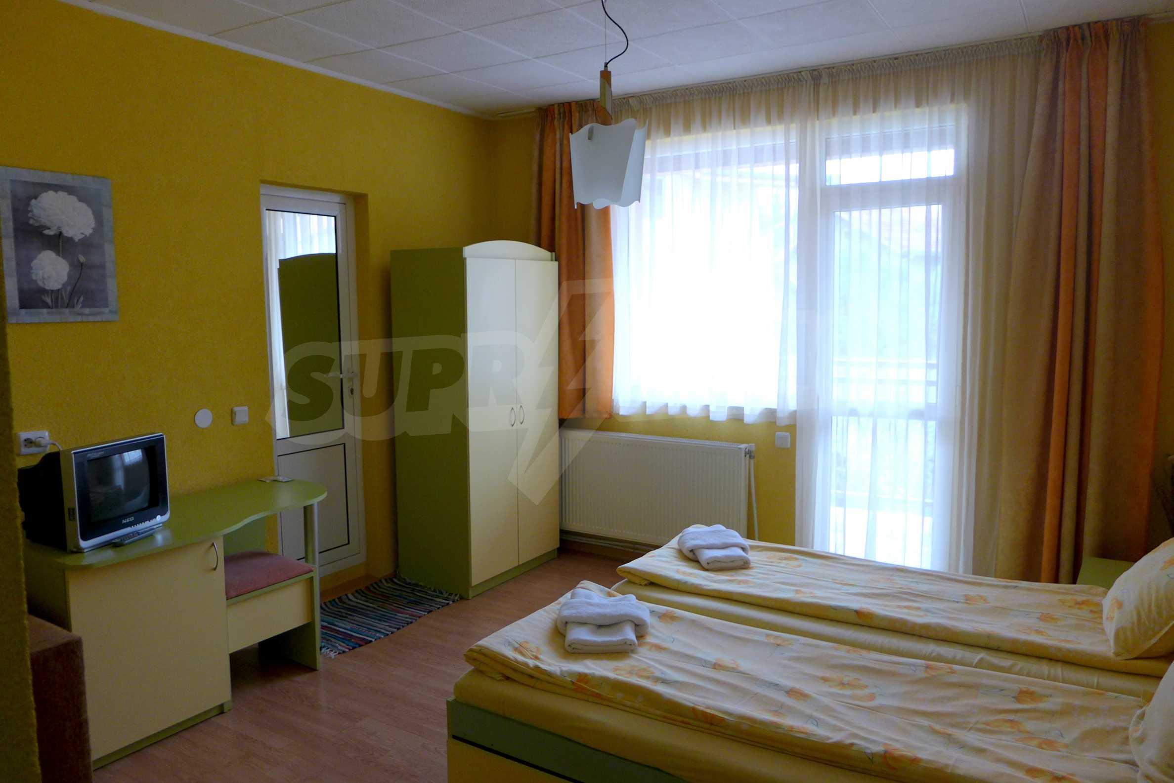 Familienhotel mit Taverne und Schönheitssalon im Kurort Dobrinishte 37