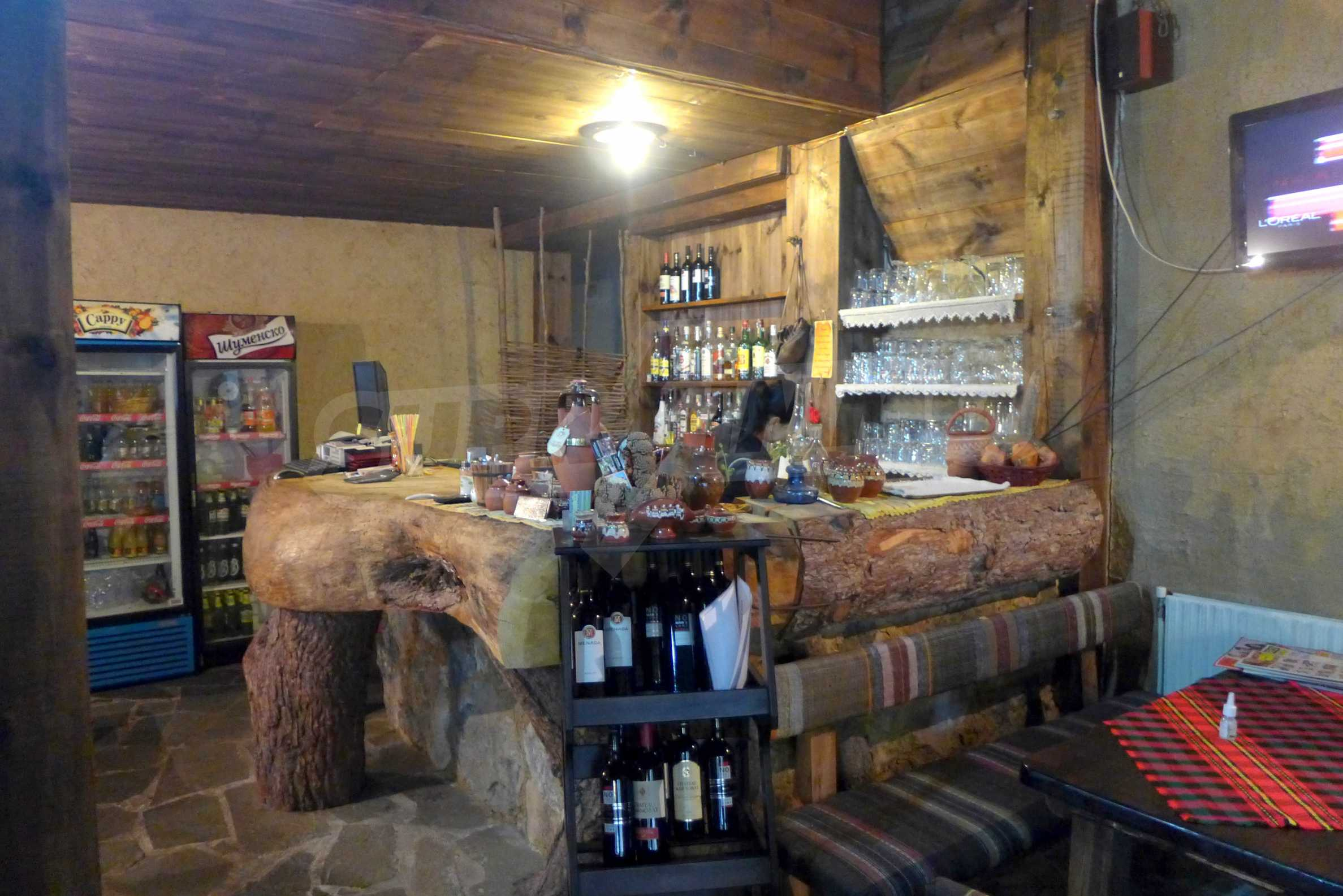 Familienhotel mit Taverne und Schönheitssalon im Kurort Dobrinishte 4