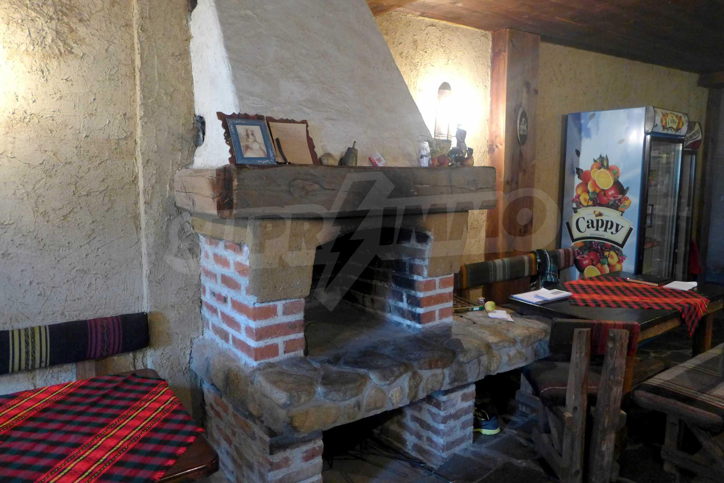 Familienhotel mit Taverne und Schönheitssalon im Kurort Dobrinishte 5
