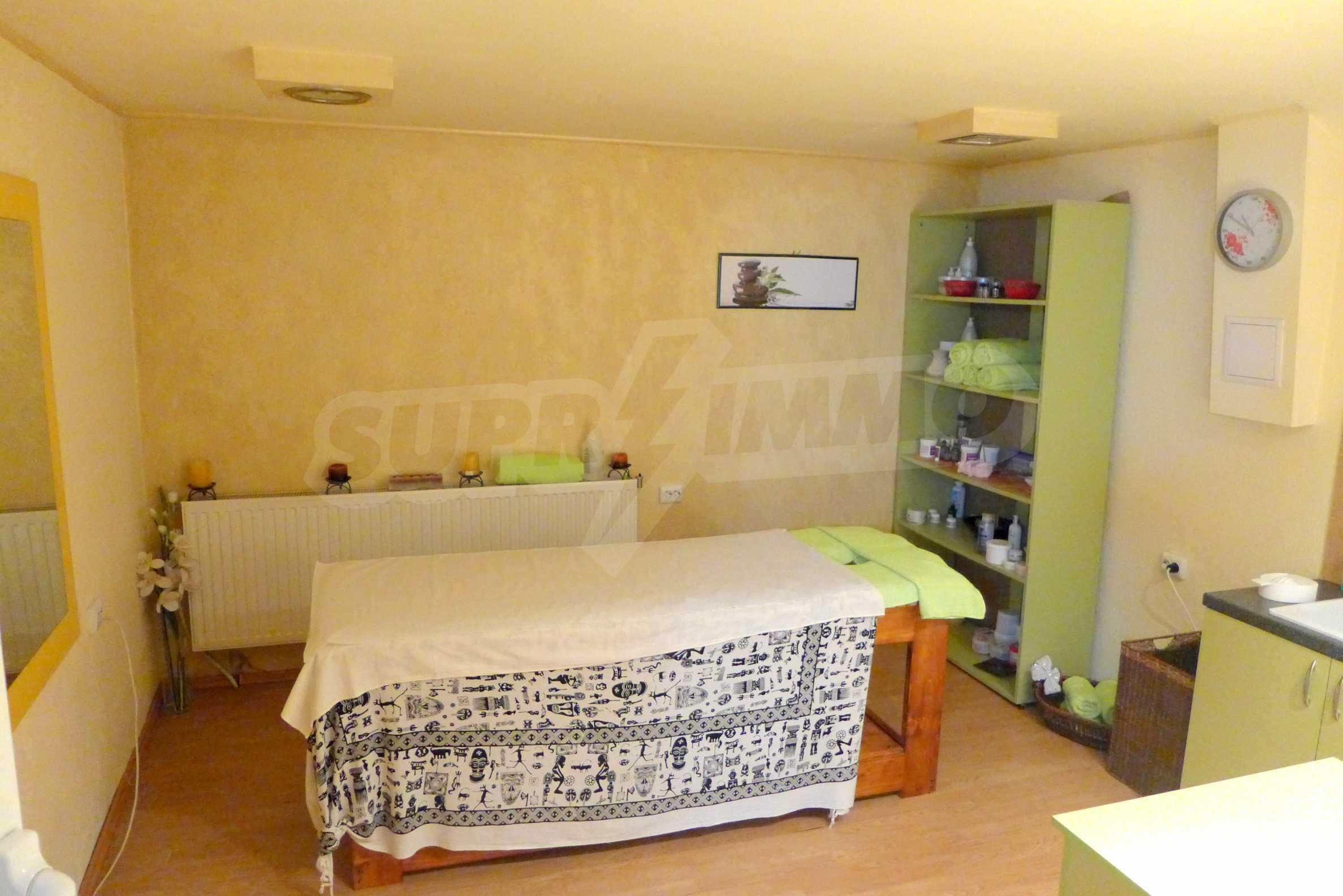 Familienhotel mit Taverne und Schönheitssalon im Kurort Dobrinishte 61