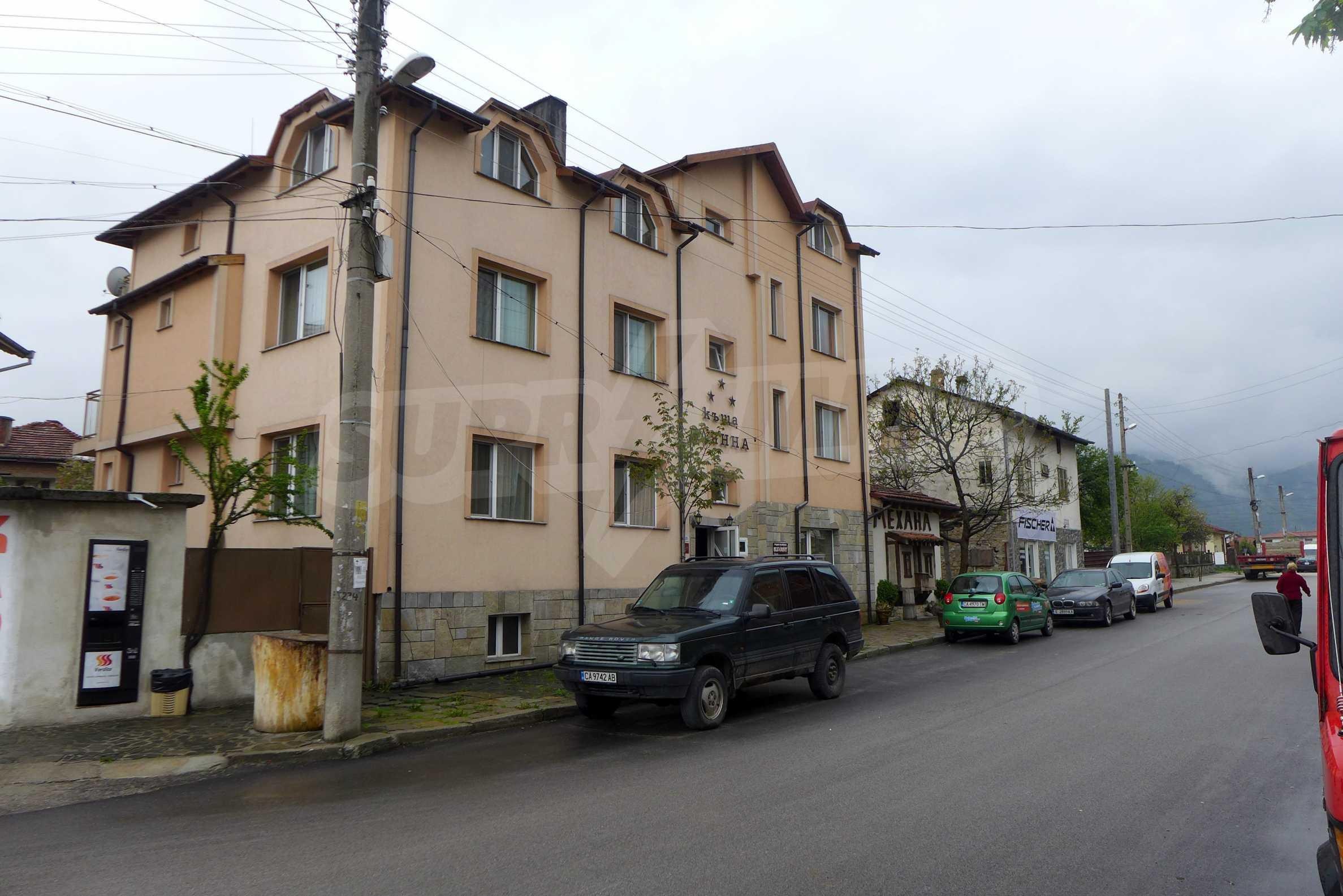 Familienhotel mit Taverne und Schönheitssalon im Kurort Dobrinishte 68