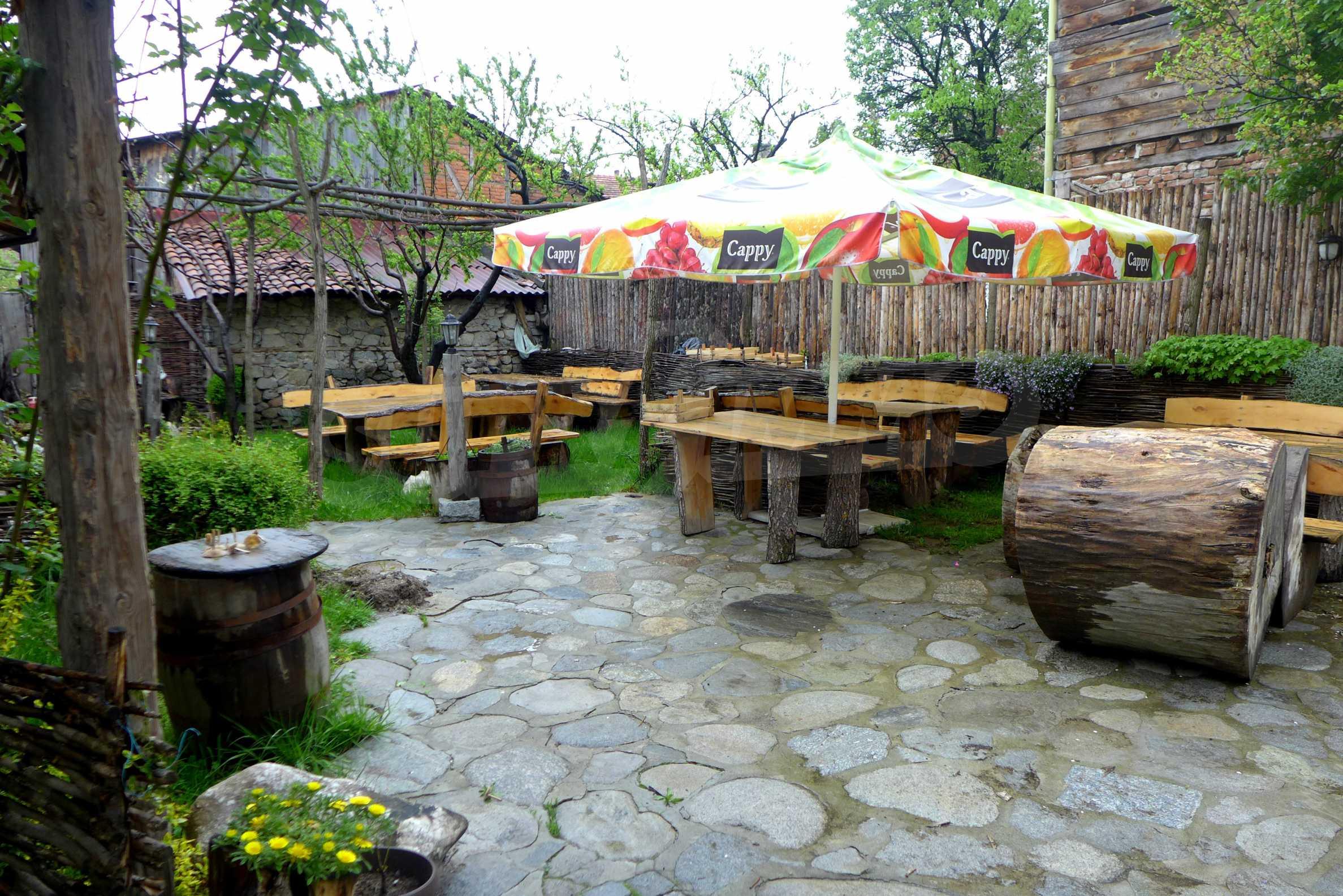 Familienhotel mit Taverne und Schönheitssalon im Kurort Dobrinishte 8