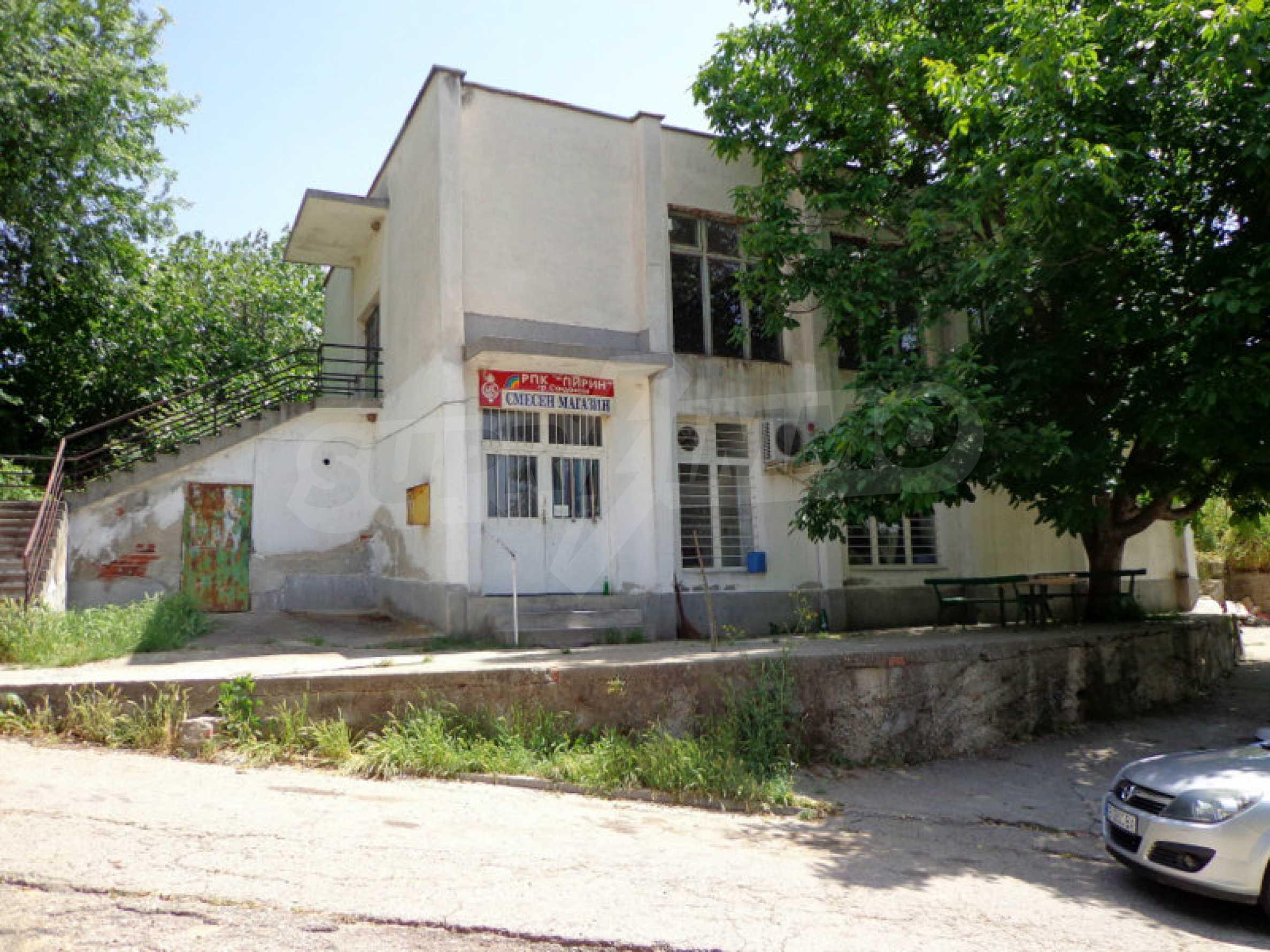 Grundstück zum Verkauf in einem malerischen Dorf 12 km von Sandanski entfernt 6