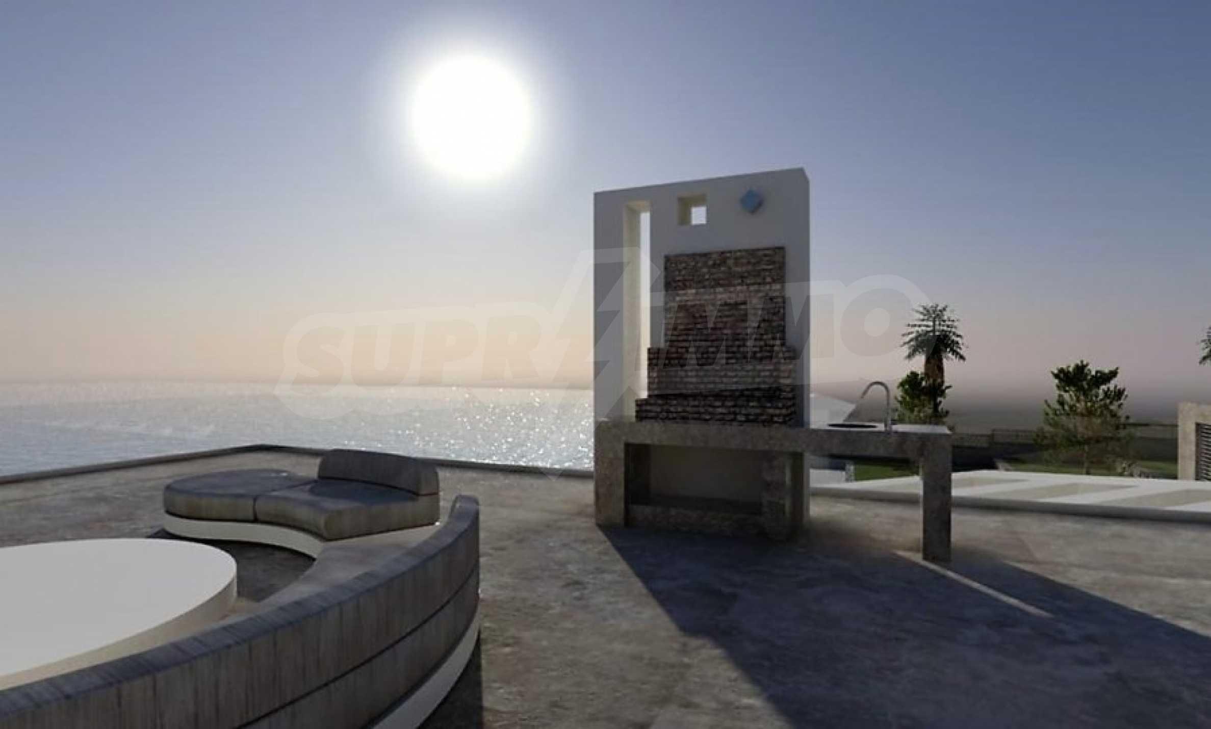 Елитна къща с ексклузивен достъп до плаж 17
