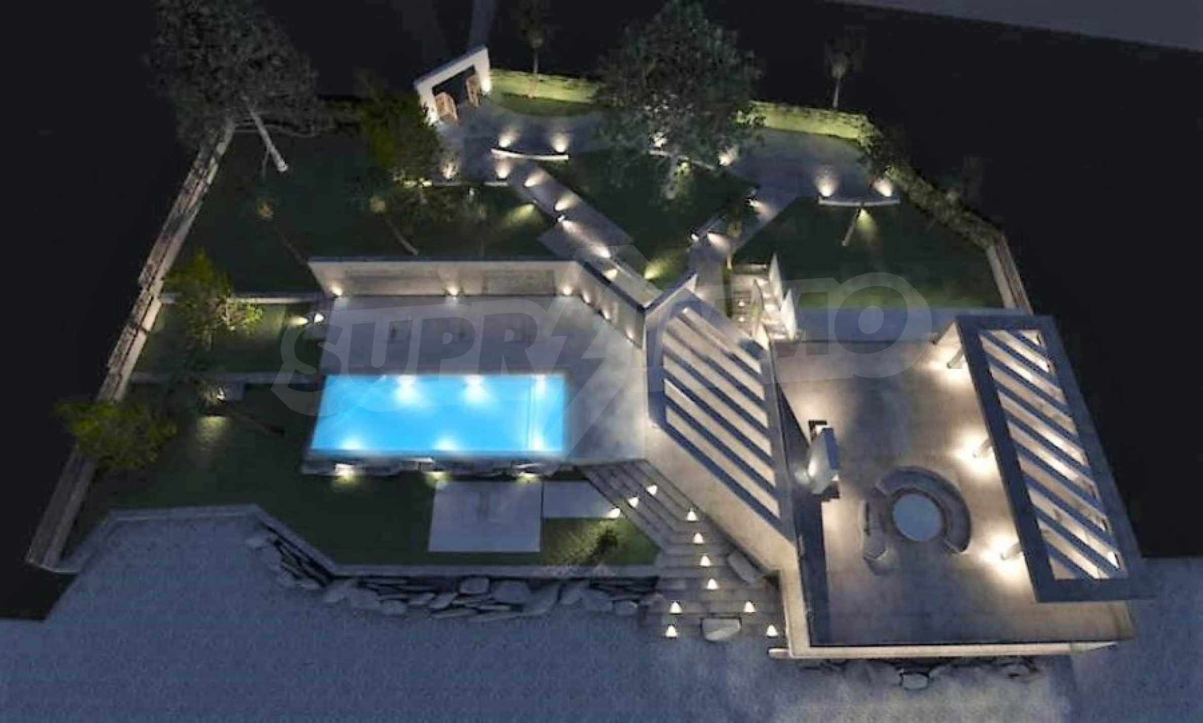 Елитна къща с ексклузивен достъп до плаж 19