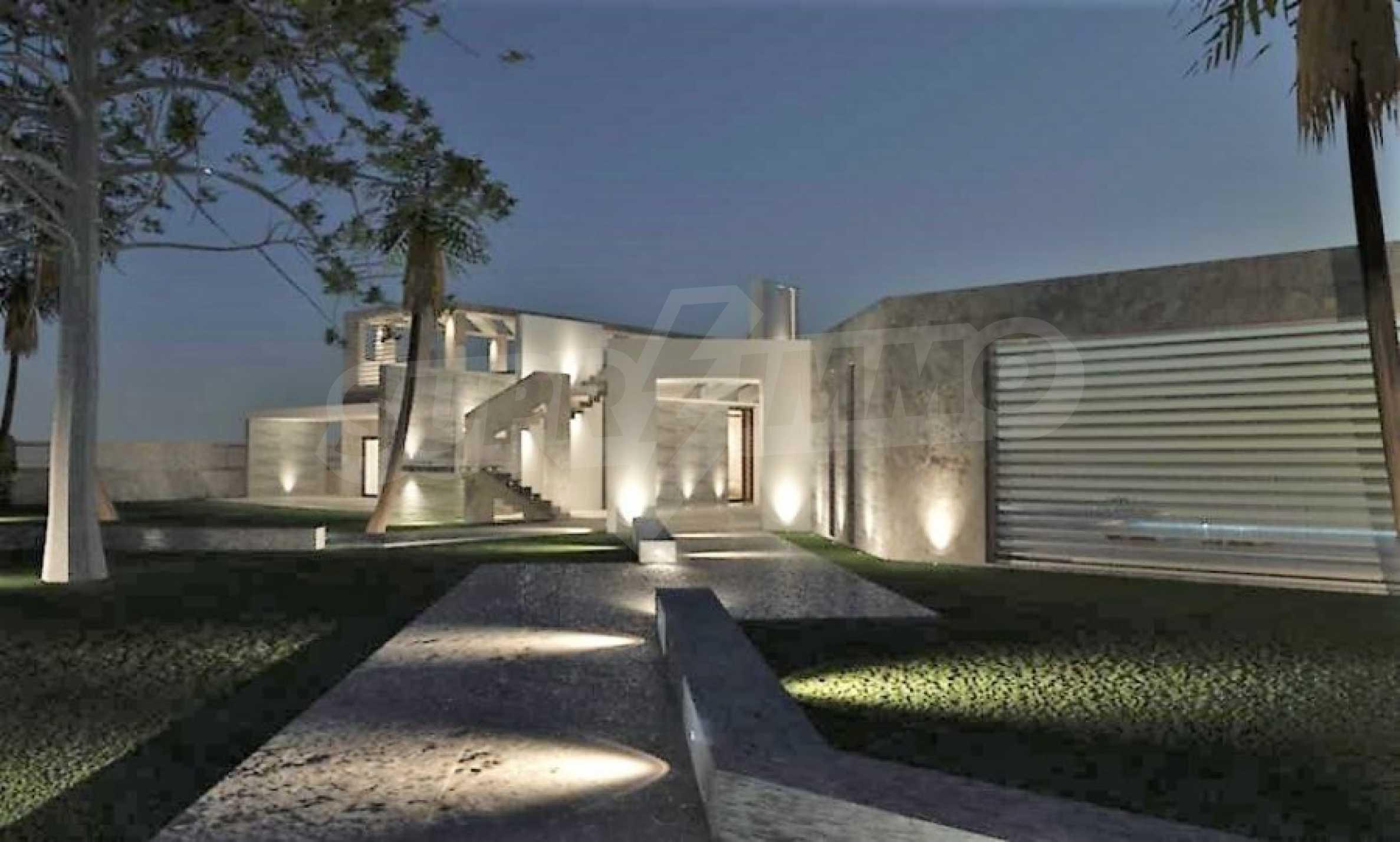 Елитна къща с ексклузивен достъп до плаж 21
