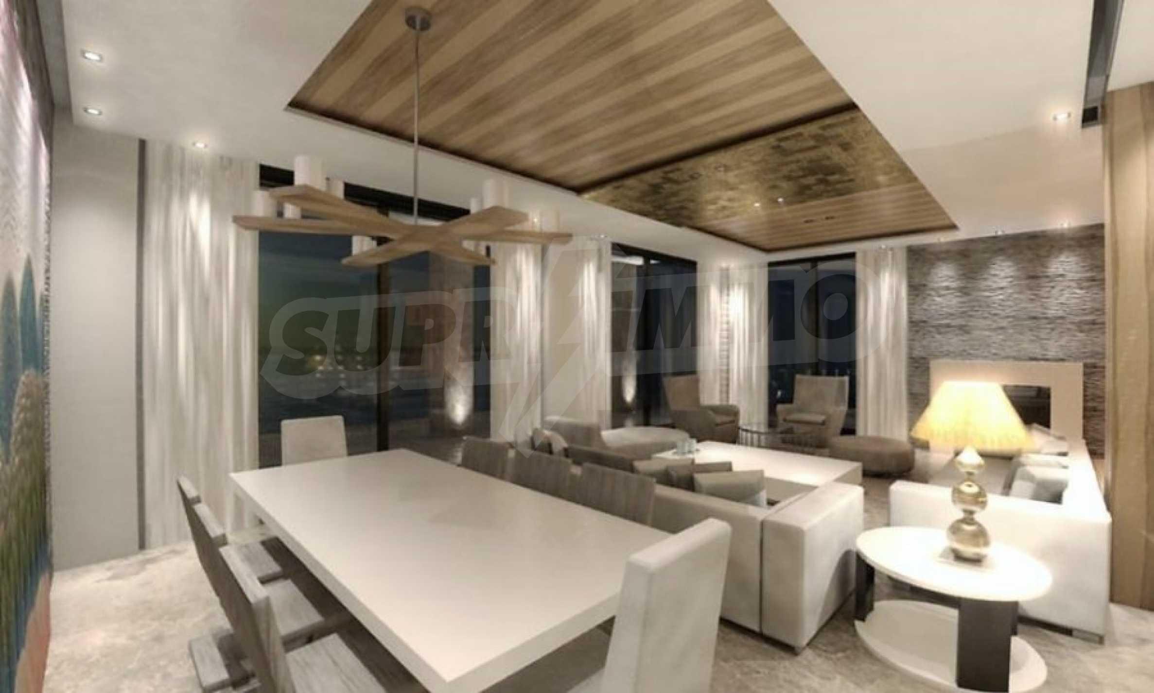 Елитна къща с ексклузивен достъп до плаж 7