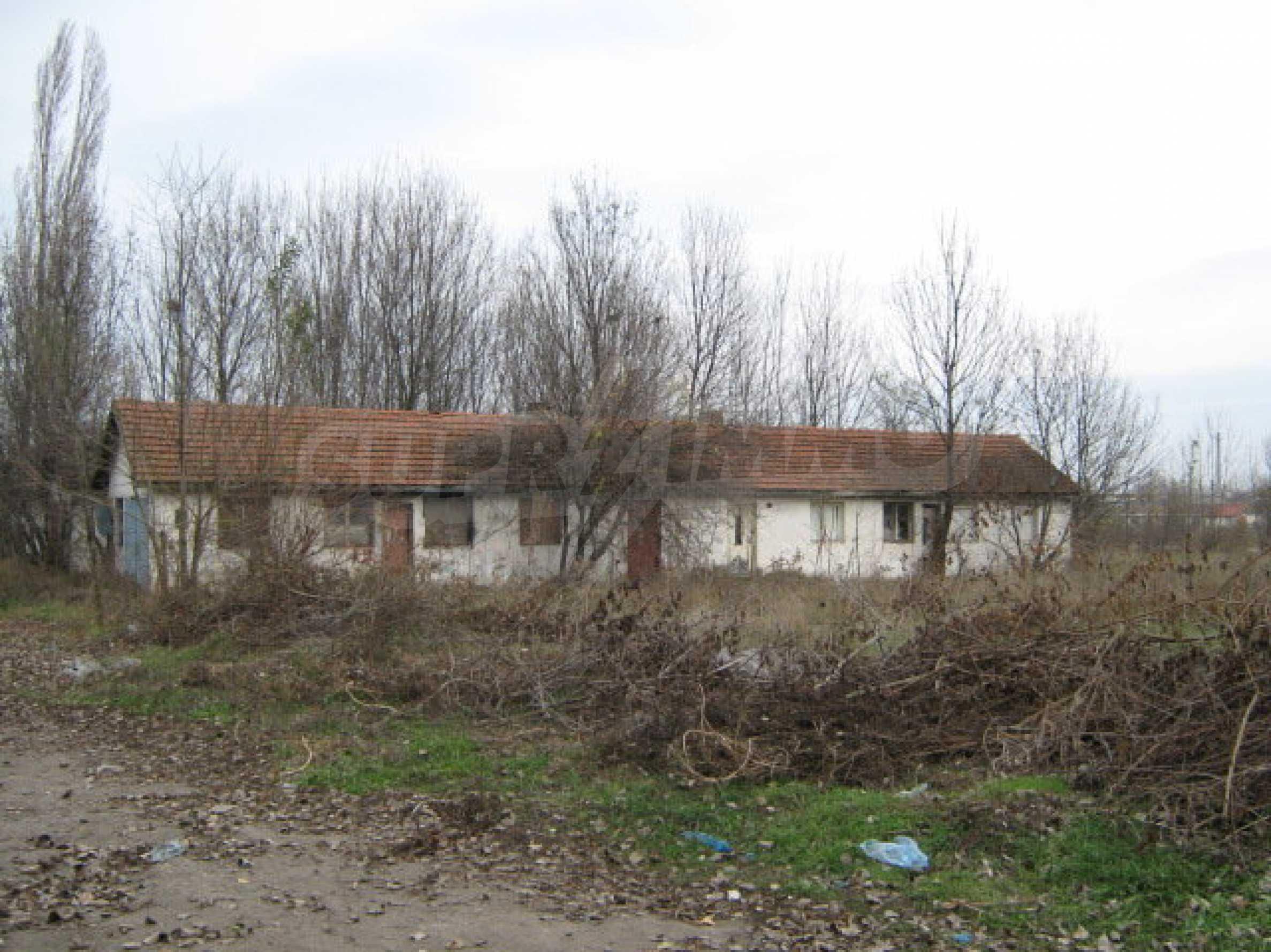 Инвестиционная земля в г. Видин 2