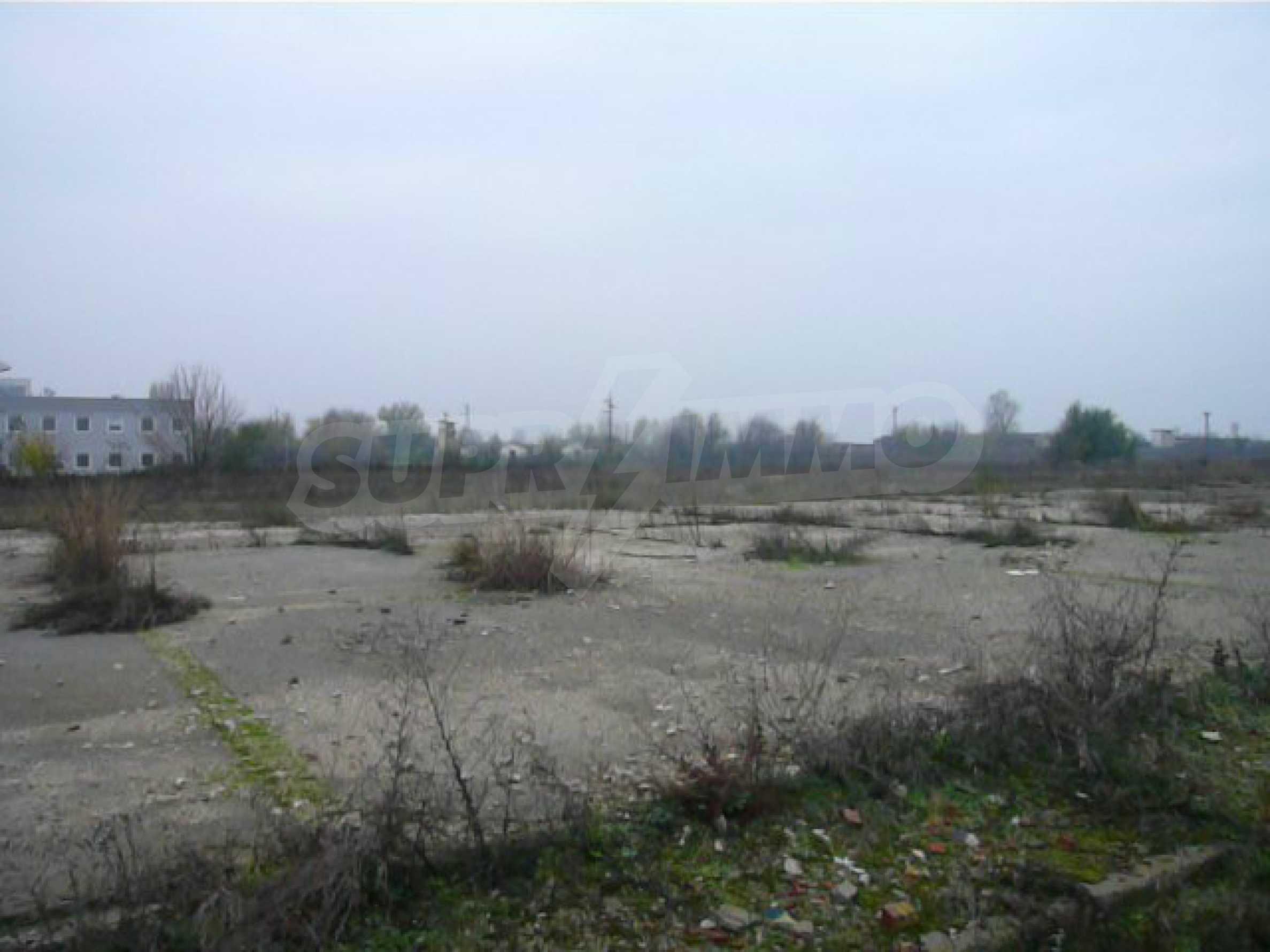 Großes reguliertes Grundstück im Industriegebiet von Vidin 4