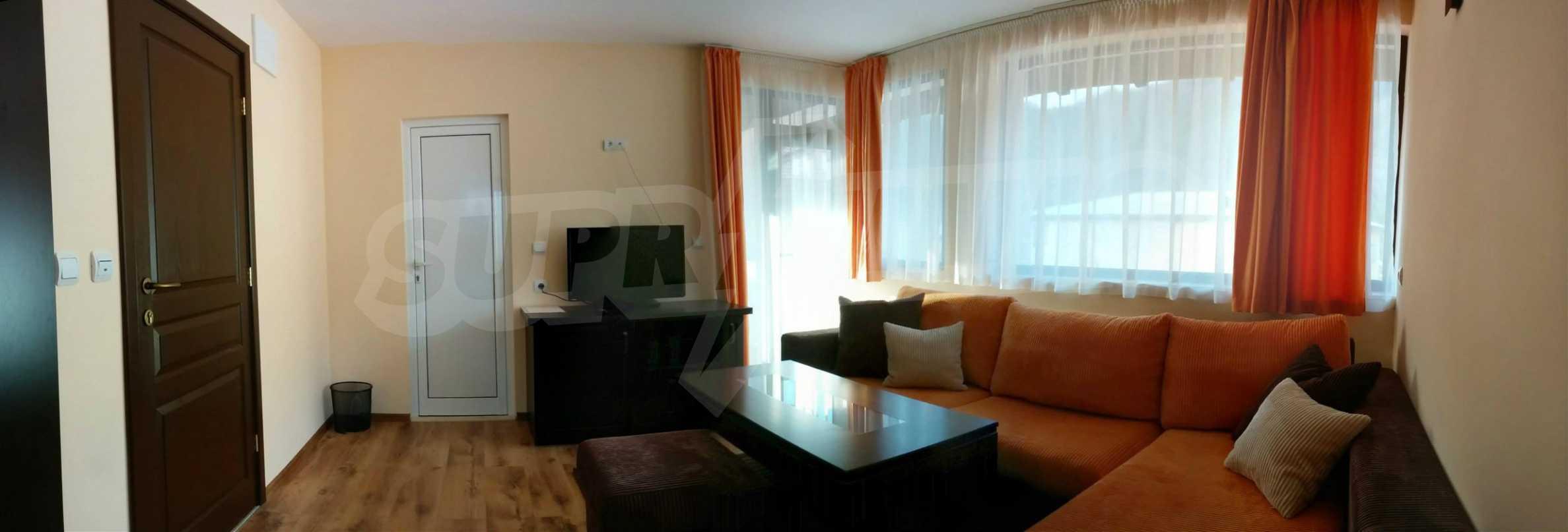Neu erbautes, komfortabel eingerichtetes Hotel mit Pool im Herzen des Balkangebirges 15