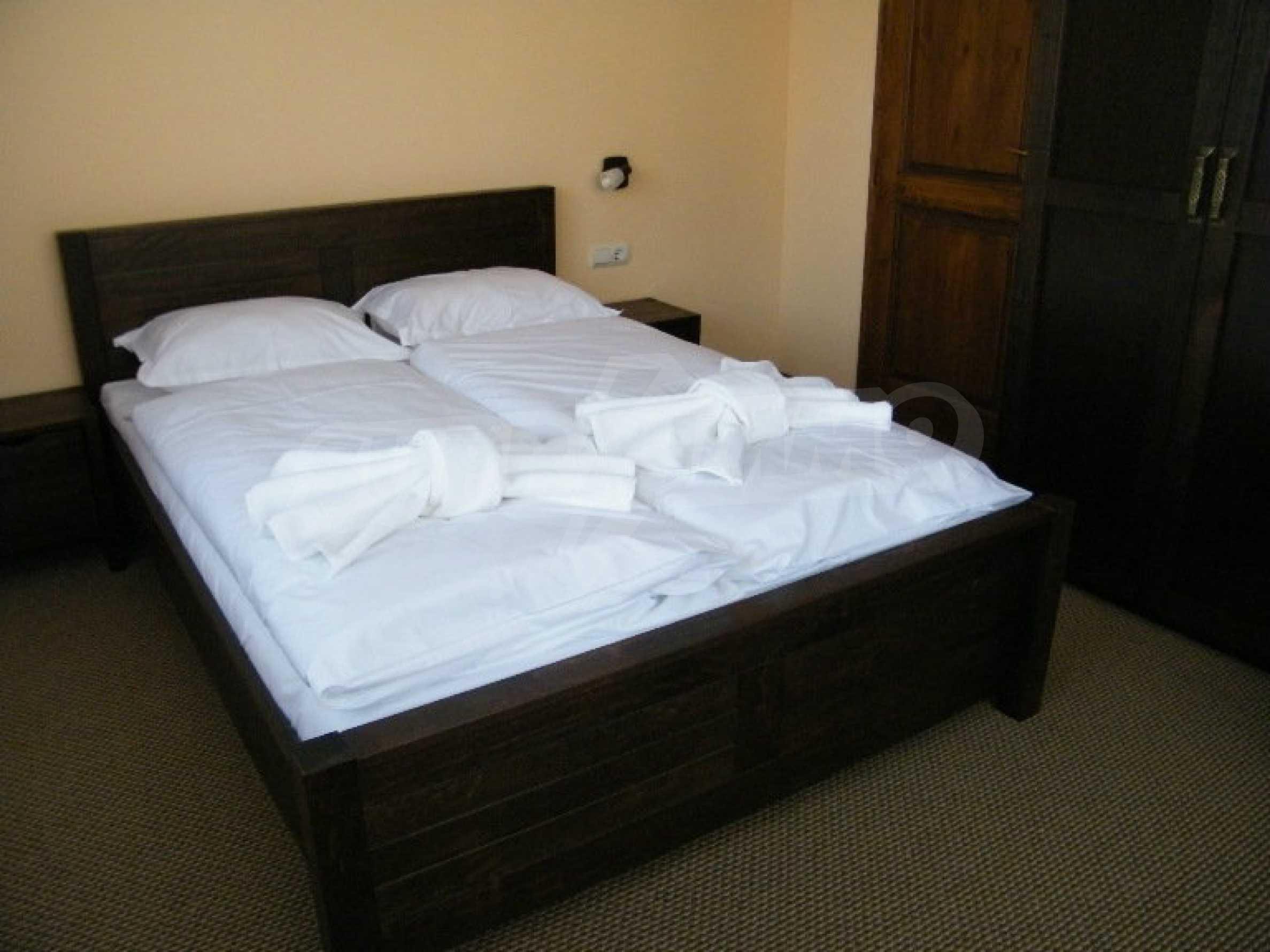 Neu erbautes, komfortabel eingerichtetes Hotel mit Pool im Herzen des Balkangebirges 23