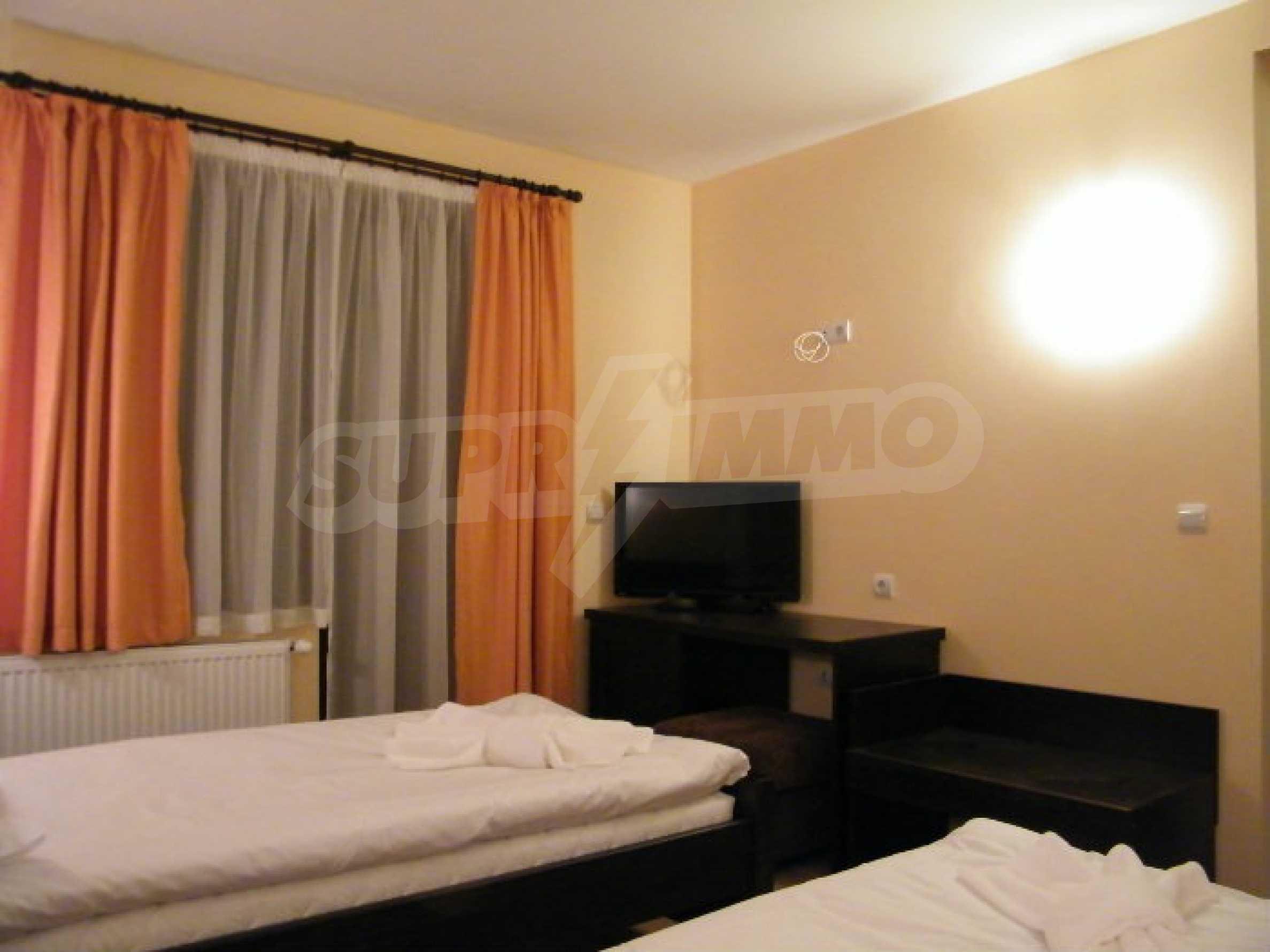 Neu erbautes, komfortabel eingerichtetes Hotel mit Pool im Herzen des Balkangebirges 28