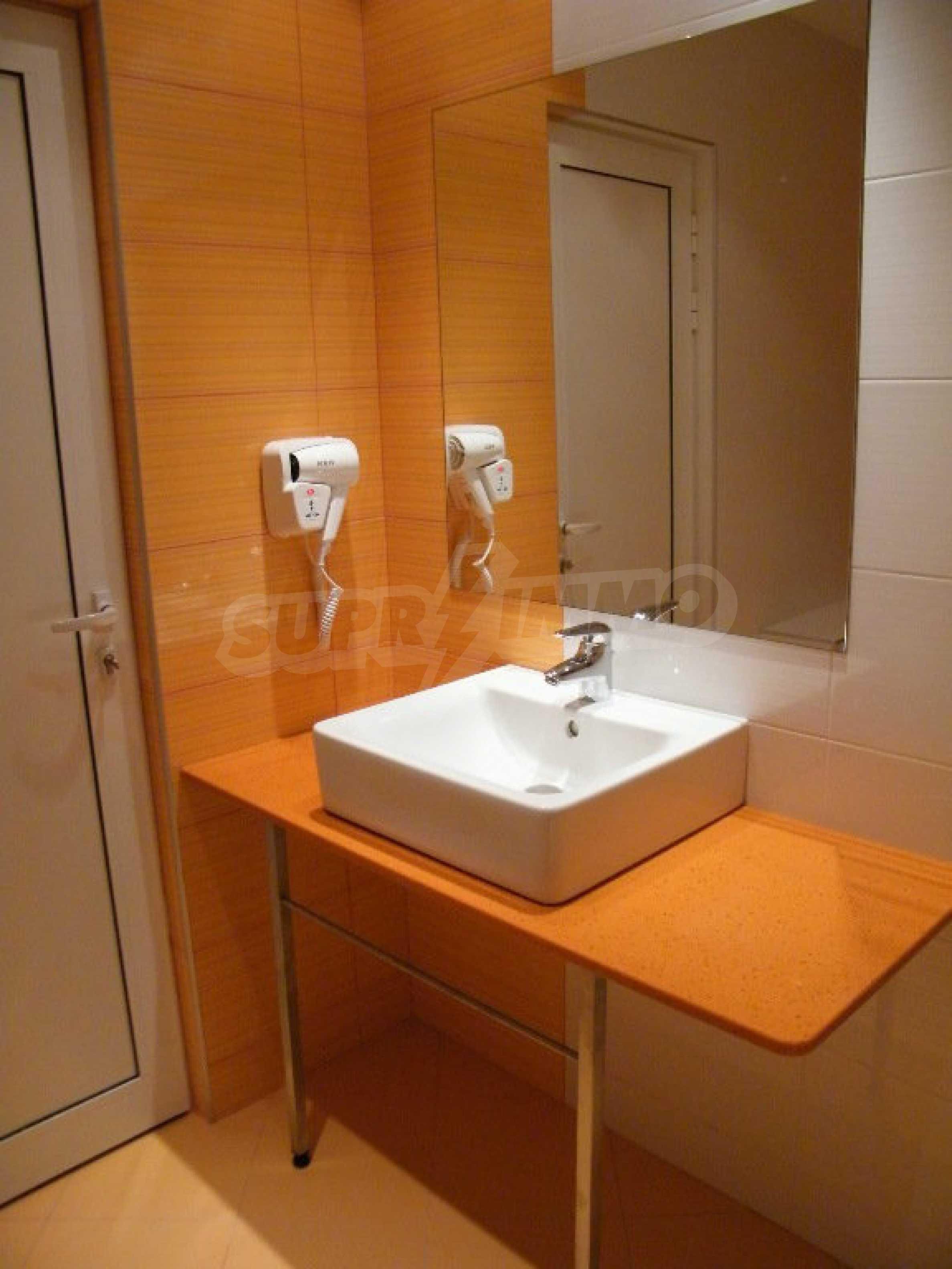 Neu erbautes, komfortabel eingerichtetes Hotel mit Pool im Herzen des Balkangebirges 37