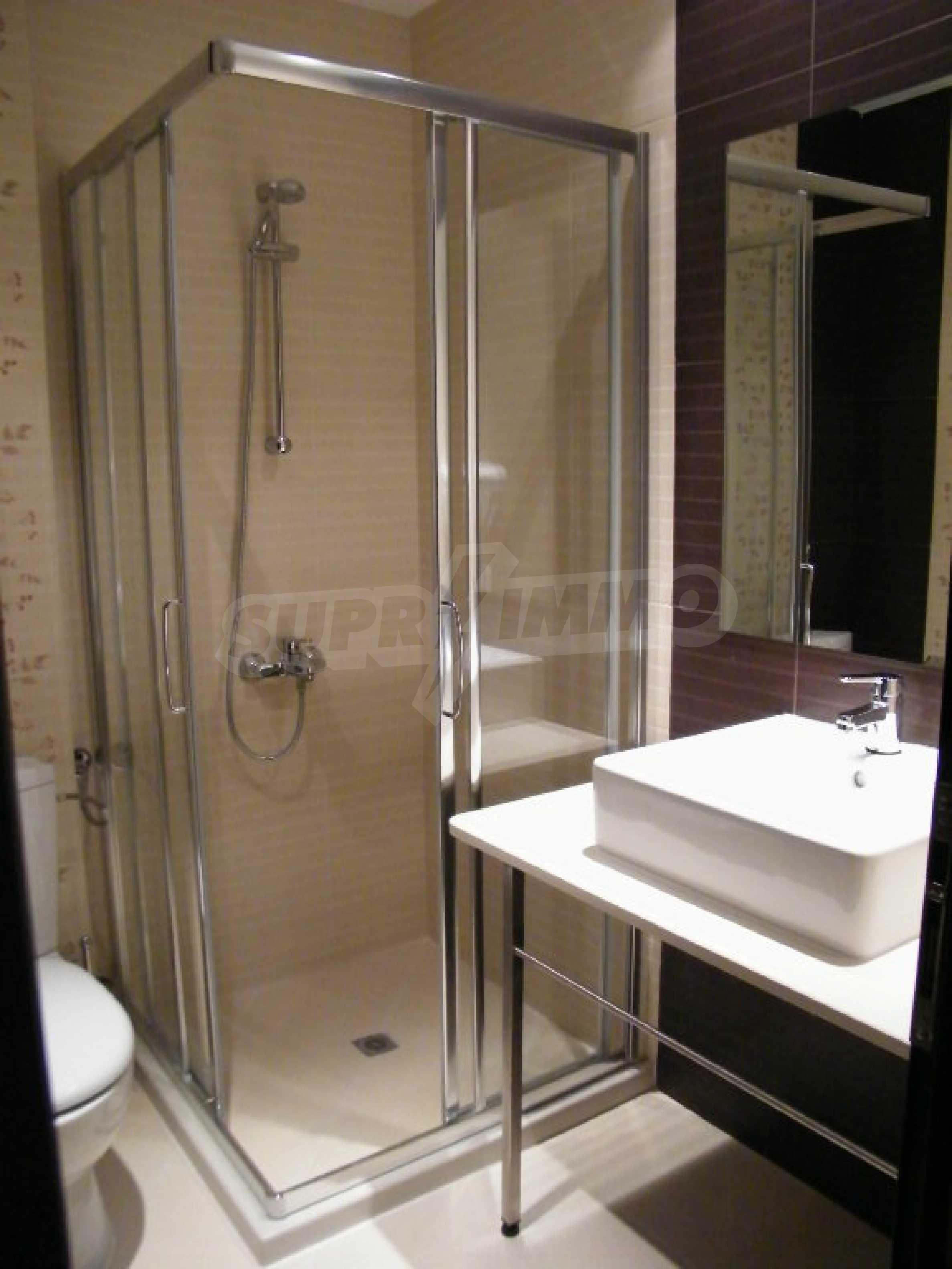 Neu erbautes, komfortabel eingerichtetes Hotel mit Pool im Herzen des Balkangebirges 42