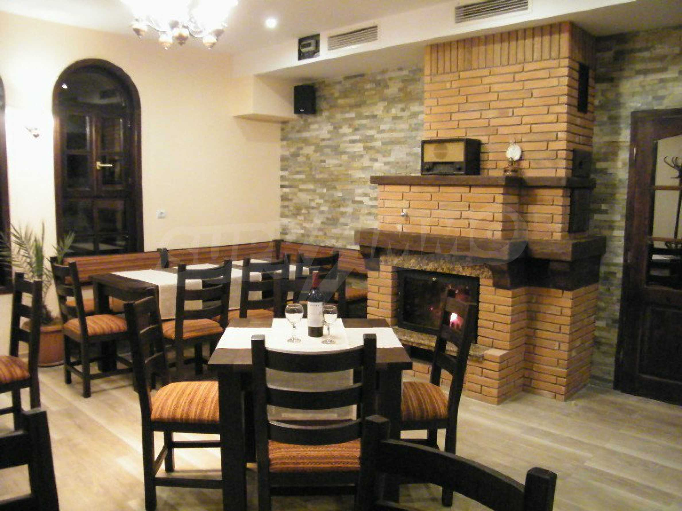Neu erbautes, komfortabel eingerichtetes Hotel mit Pool im Herzen des Balkangebirges 44