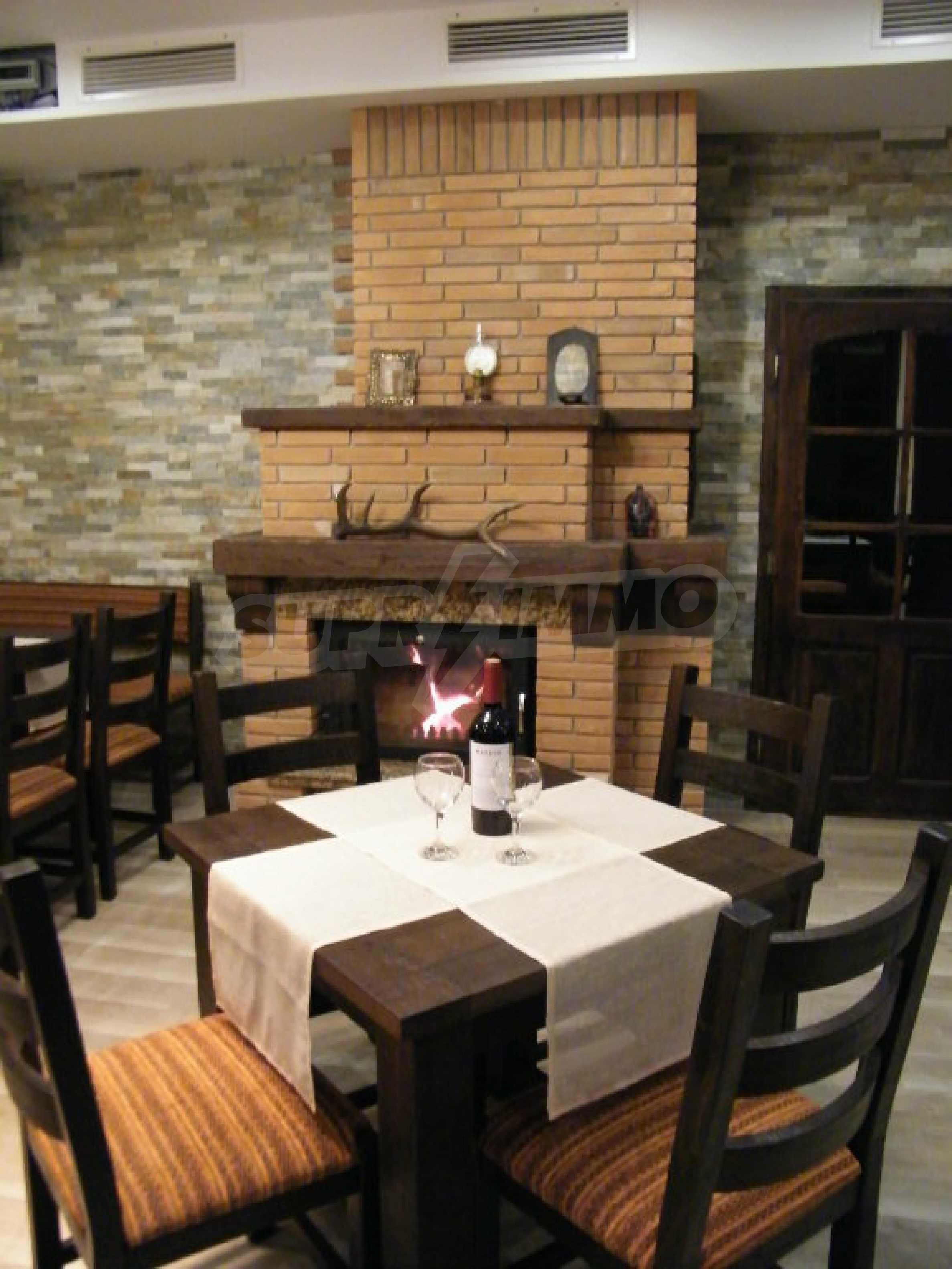 Neu erbautes, komfortabel eingerichtetes Hotel mit Pool im Herzen des Balkangebirges 47
