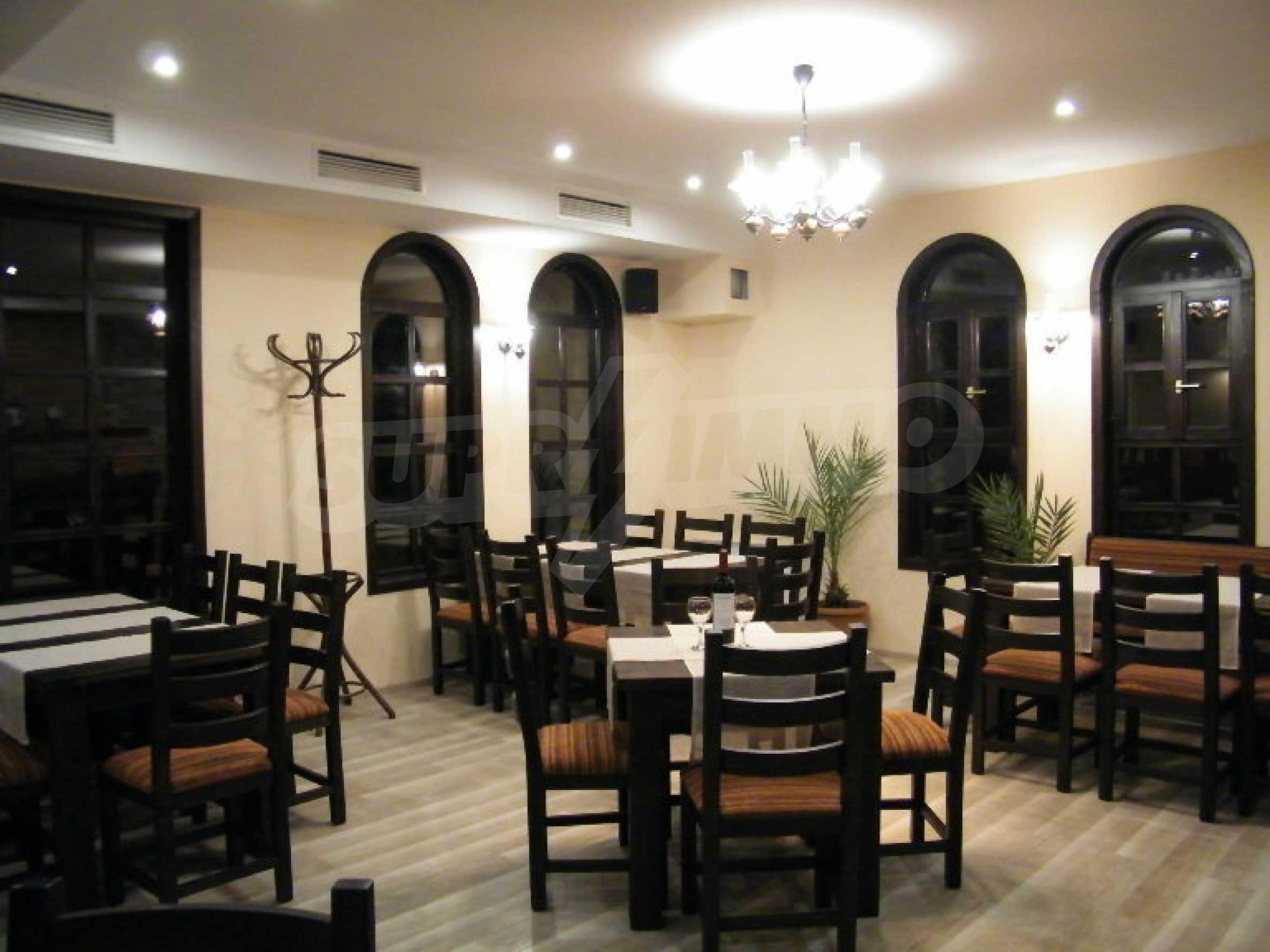 Neu erbautes, komfortabel eingerichtetes Hotel mit Pool im Herzen des Balkangebirges 49