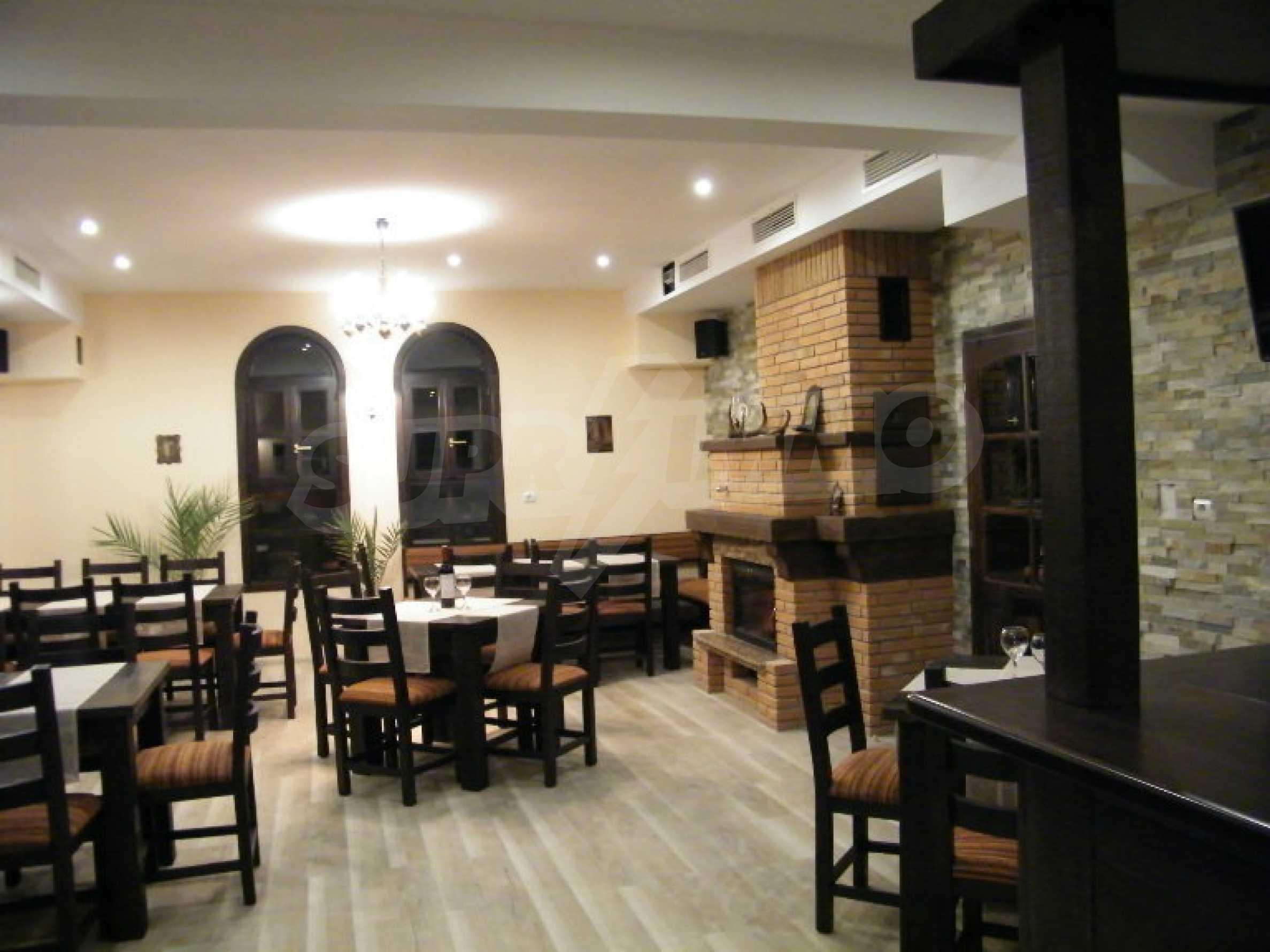 Neu erbautes, komfortabel eingerichtetes Hotel mit Pool im Herzen des Balkangebirges 51